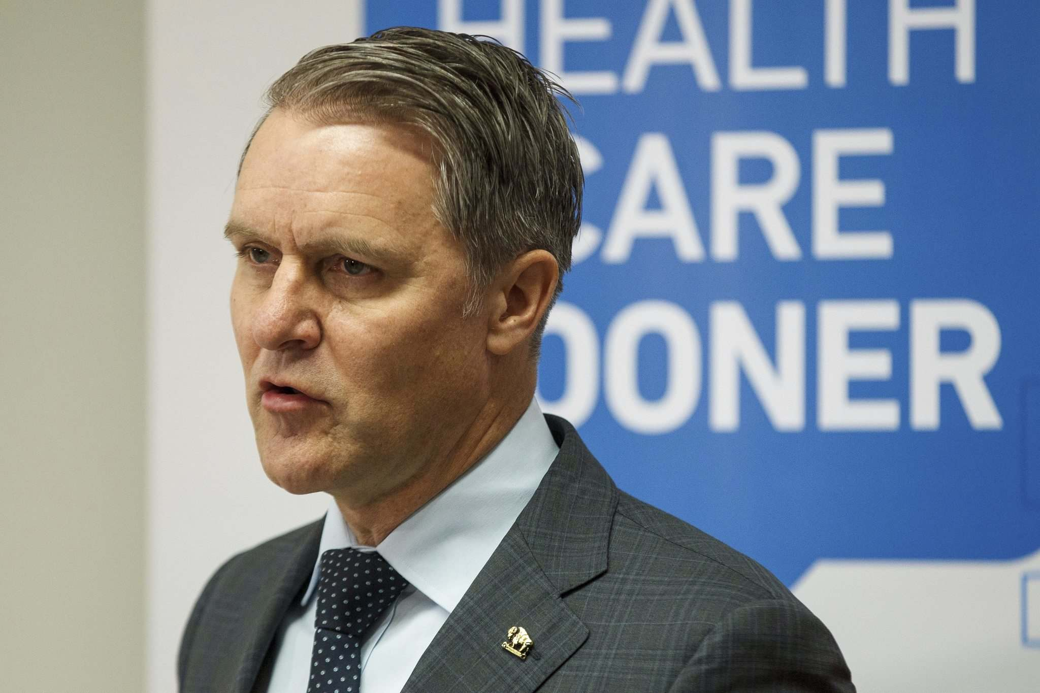 Health Minister Cameron Friesen disputed the relevance of some of the documents. (Mike Deal / Free Press files)