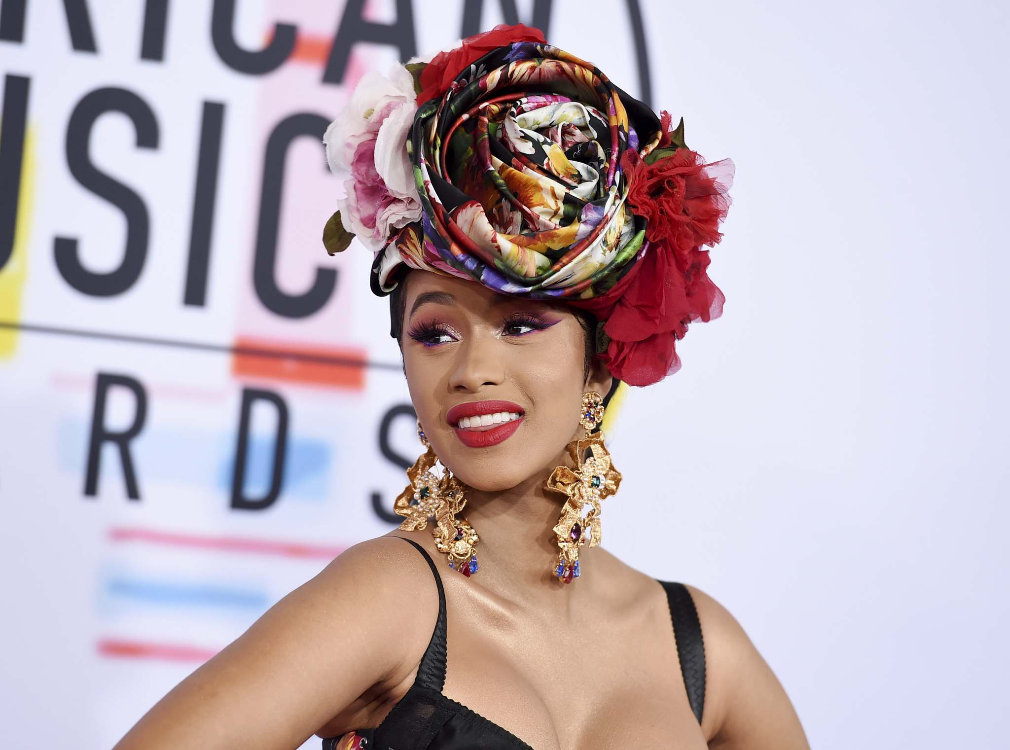 Jordan Strauss / Invision</p><p>Rapper Cardi B comes in at No. 3 on Anthony Augustine's list.</p></p>