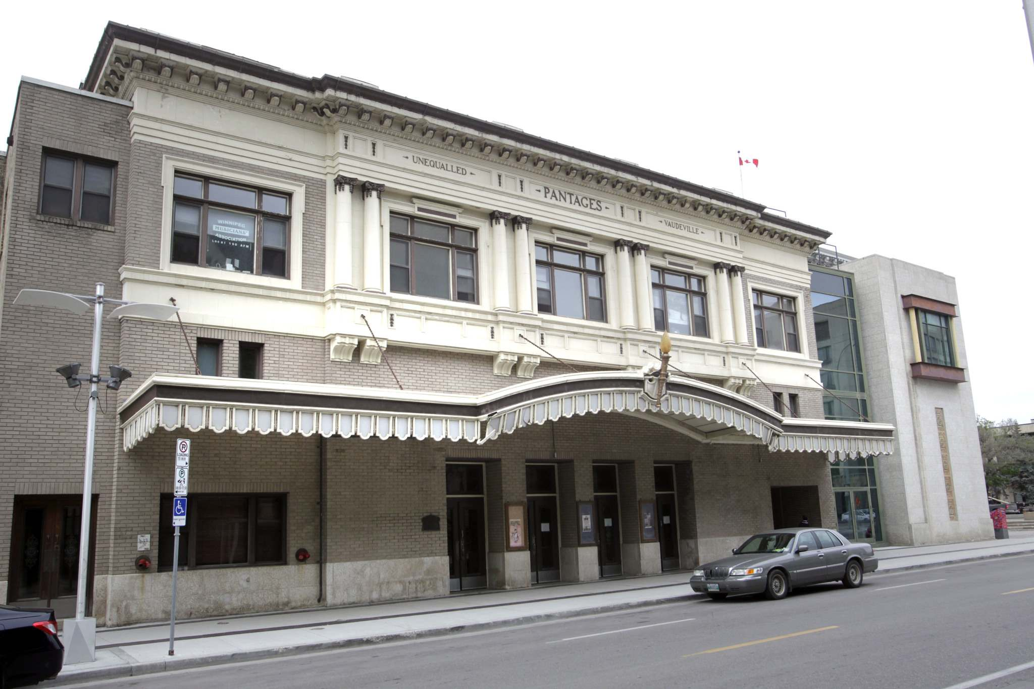 The city put the 1,475-seat Pantages Theatre up for sale earlier this year. (Wayne Glowacki / Winnipeg Free Press files)</p>