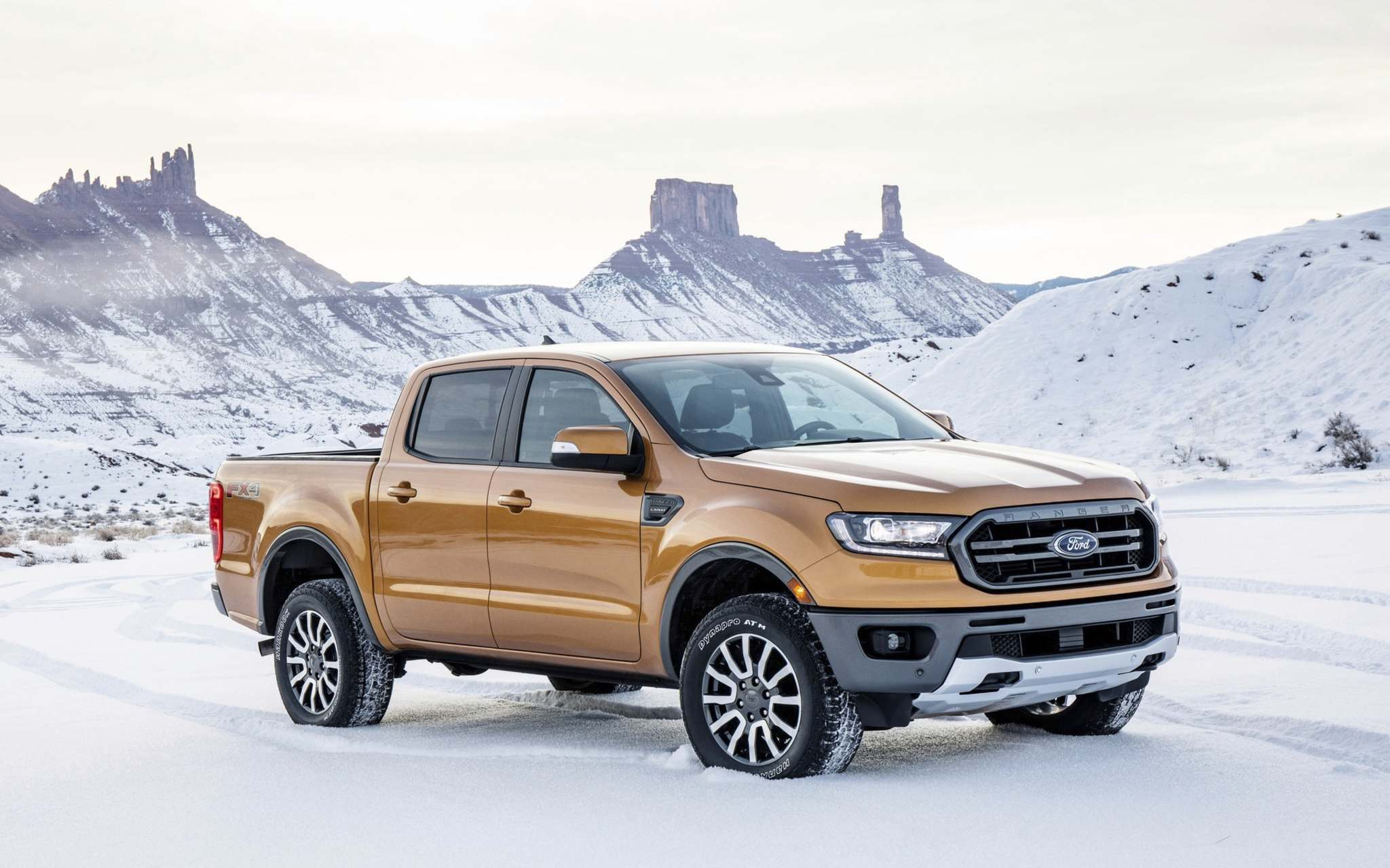 FORDWhile Ford abandoned the Ranger brand in North America eight years ago, it continued to build the mid-size pickup in Thailand and Argentina. The revived Ranger takes cues from that model, but incorporates a different drivetrain.