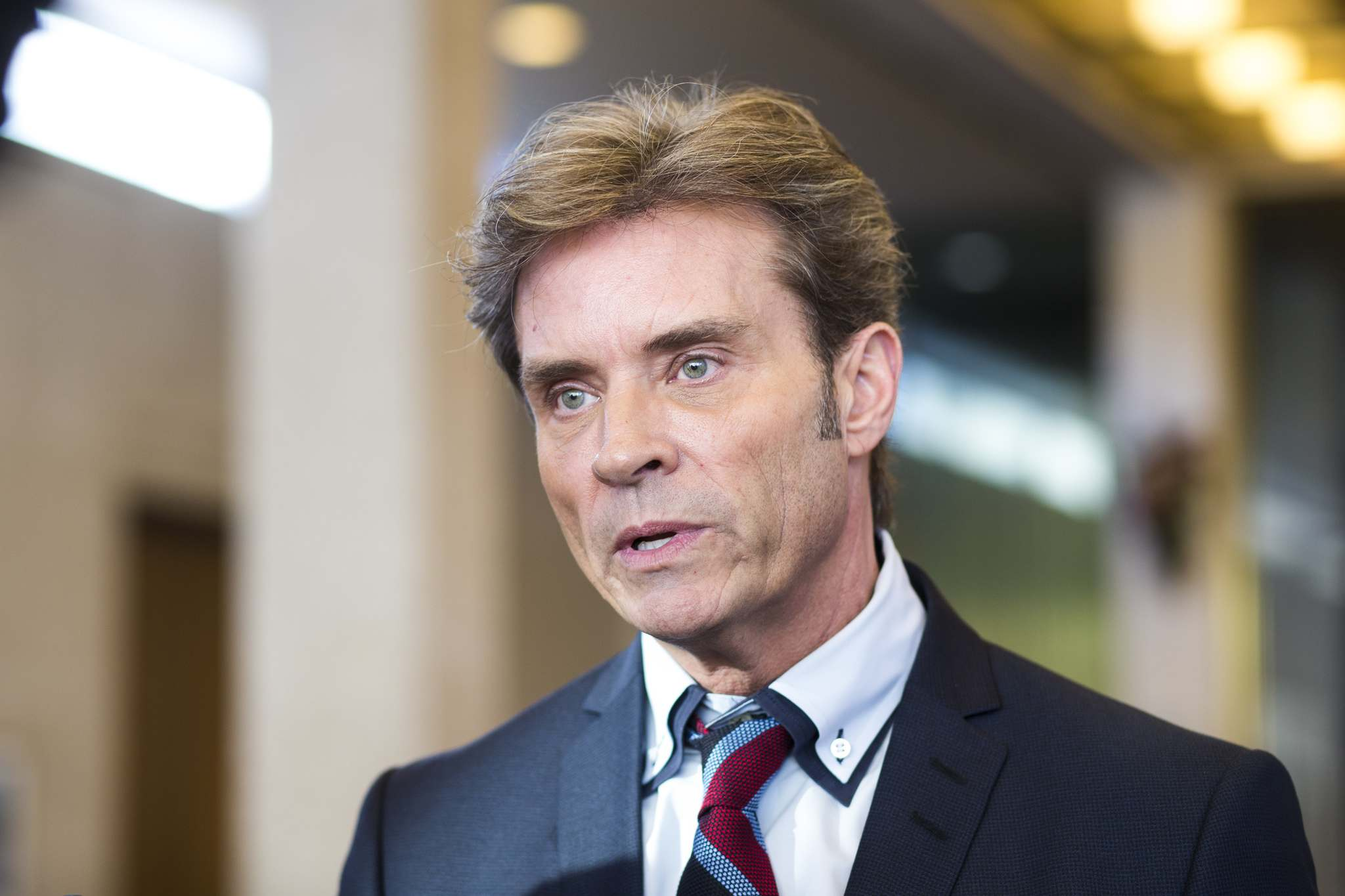 <p>New city councillor Kevin Klein is hoping the City of Winnipeg will lower the speed limit on a stretch of Wilkes Avenue from Loudoun Road to Liberty Street to 50 km/h from the current 80 km/h.</p>