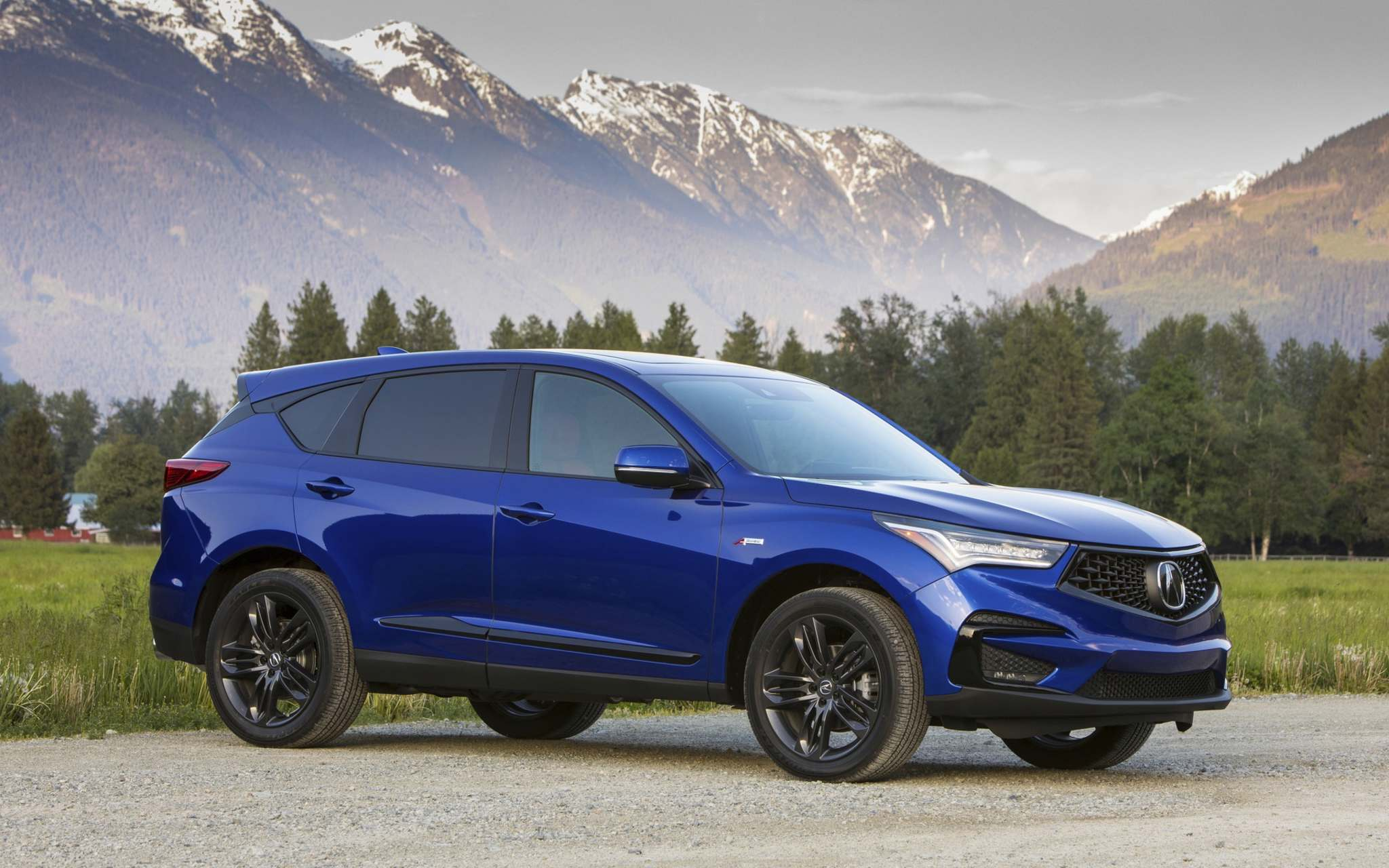 The 2019 Acura RDX is a fantastic new vehicle with only a few shortcomings related to its user interface. The new RDX earns extra points on the design side with its sporty profile.