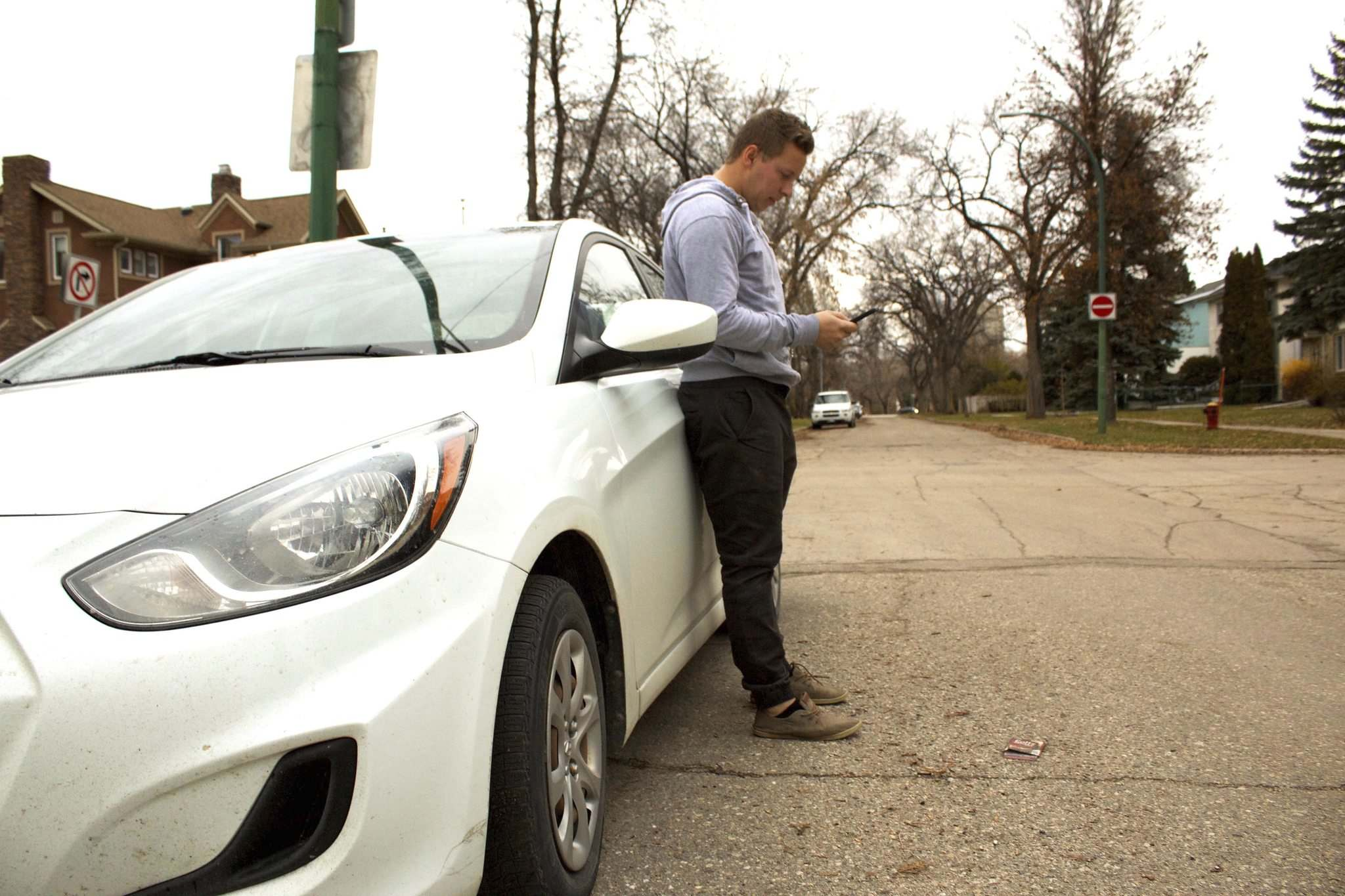Curbing distracted driving -- there's an app for that