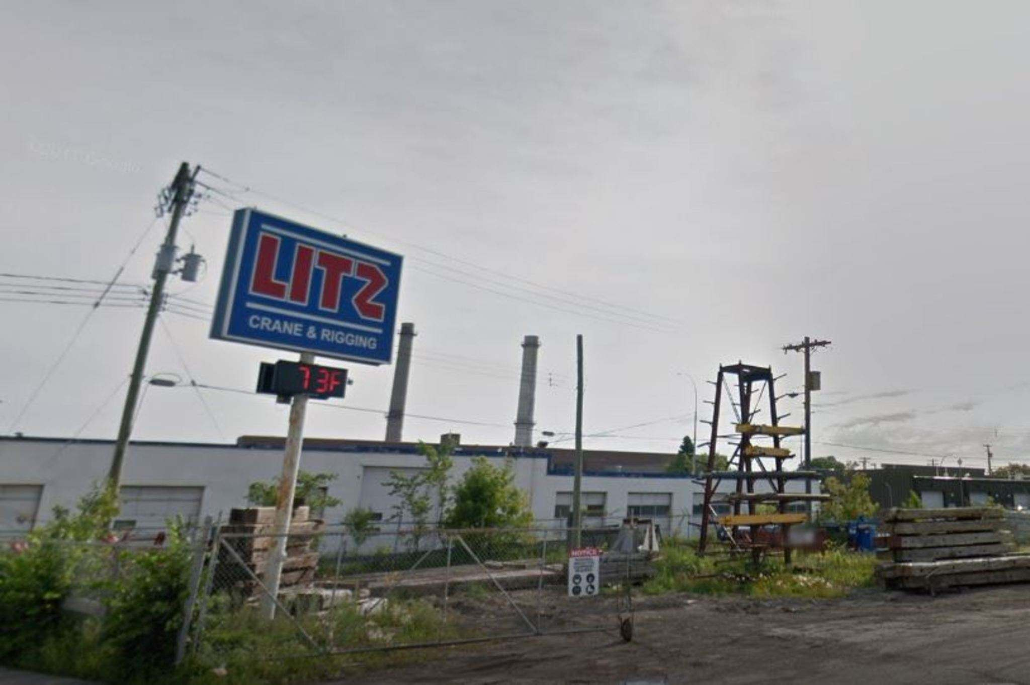 Peter Ramdath was CFO of R. Litz and Sons. (Google Maps)</p>