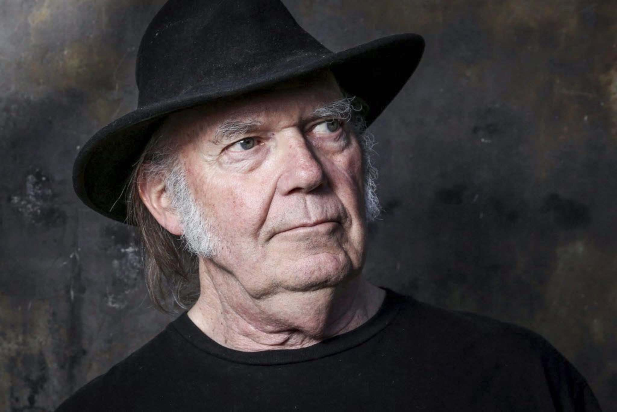 Whenever Neil Young comes to town, it's a big deal for music fans. (Rich Fury / Invision files)