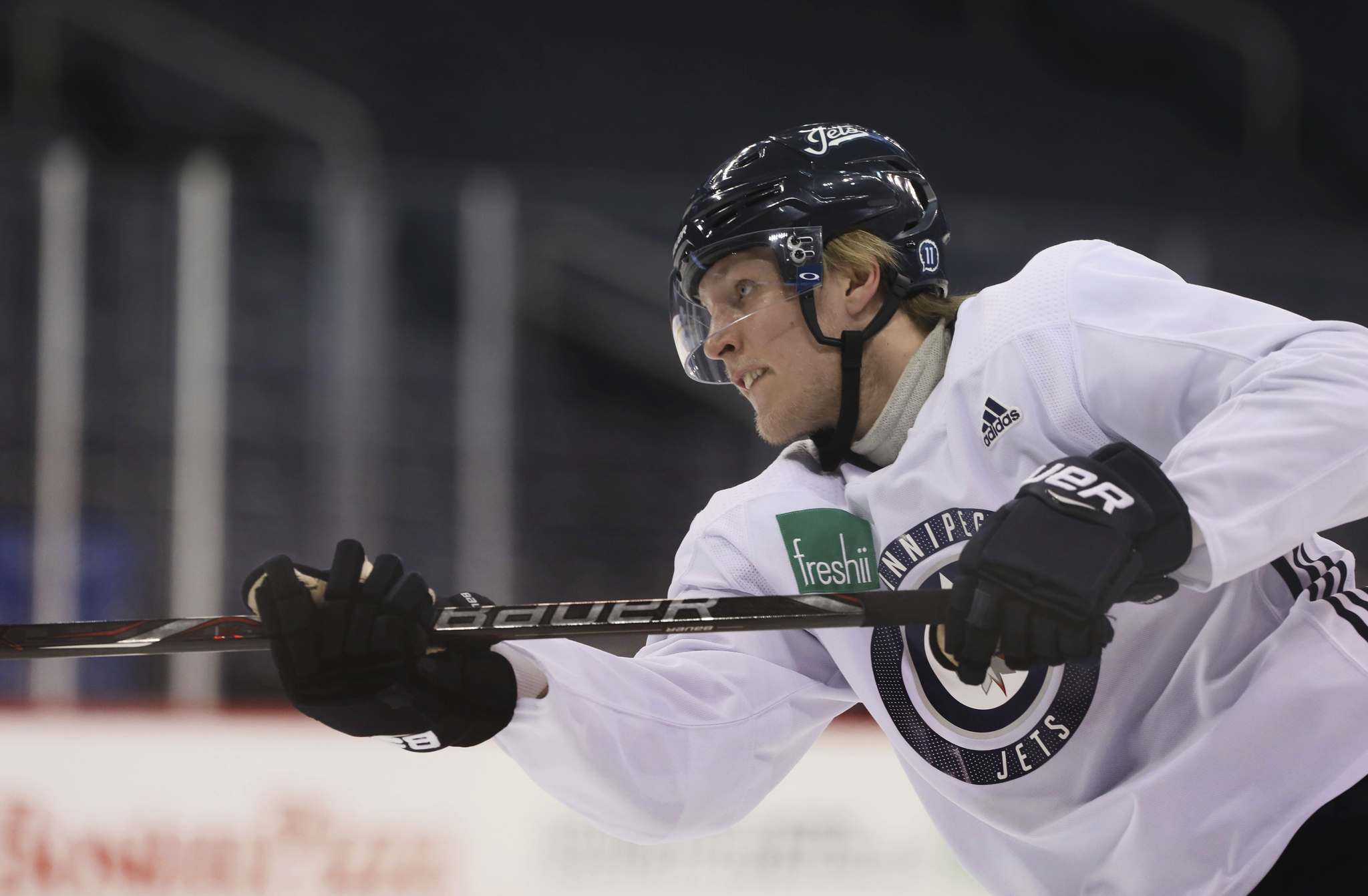 """(Ruth Bonneville / Winnipeg Free Press files)</p> <p>Jets players are currently scattered around the globe, including Patrik Laine in Finland</p> <p>""""> </a><figcaption readability="""