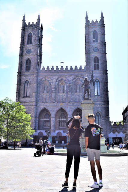 """<p>Notre-Dame Basilica is the most famous monument in Old Montreal.</p> <p>""""width ="""" 427 """"height ="""" 640 """"srcset ="""" https://media.winnipegfreepress.com/images/400*400/NEP540_web_6Notre-Dame.jpg 400w, https: //media.winnipegfreepress.com/images/650 * 650 / NEP540_web_6Notre-Dame.jpg 650w """"/></a><figcaption> <p>Notre-Dame Basilica is the most famous monument in Old Montreal.</p> </figcaption></figure> <p><!-- cxenseparse_end --> </div> <a href="""