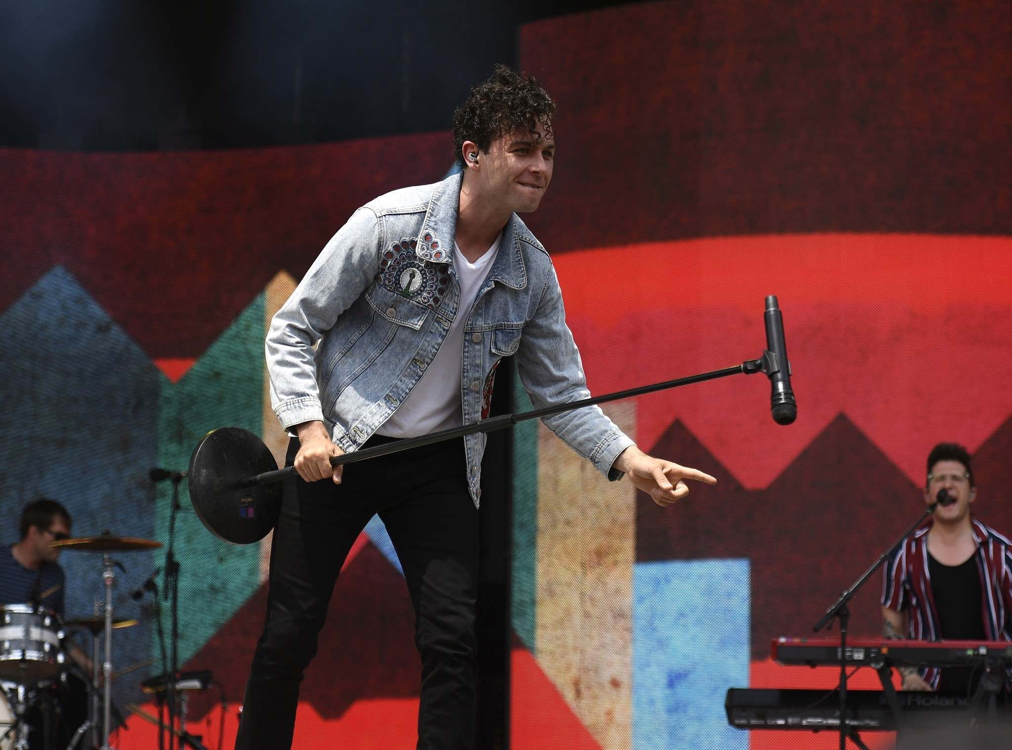 The Arkells were invited to perform on Parliament Hill in Ottawa during Canada Day celebrations last year. (Justin Tang / The Canadian Press files)