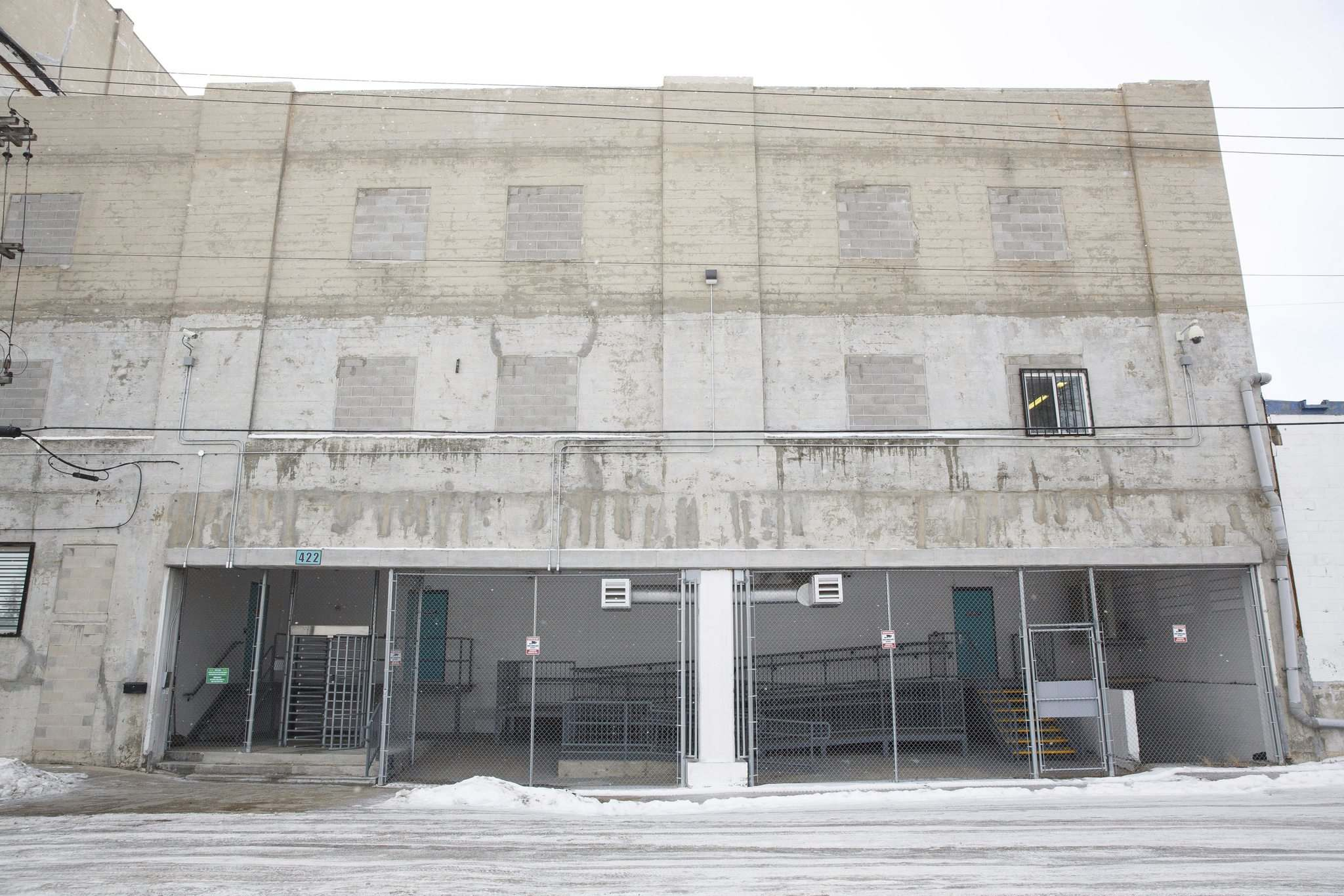 MIKE DEAL / WINNIPEG FREE PRESS FILES</p><p>Bonify was growing its product in this facility in the North End.</p>