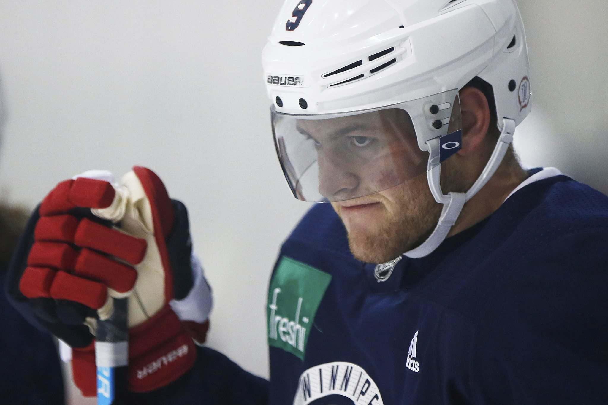 <p>Winnipeg Jets&rsquo; Andrew Copp on the task of putting Thursday&#39;s poor showing against the Canadiens in the rear-view mirror: &#34;It's about how you respond.&#34;