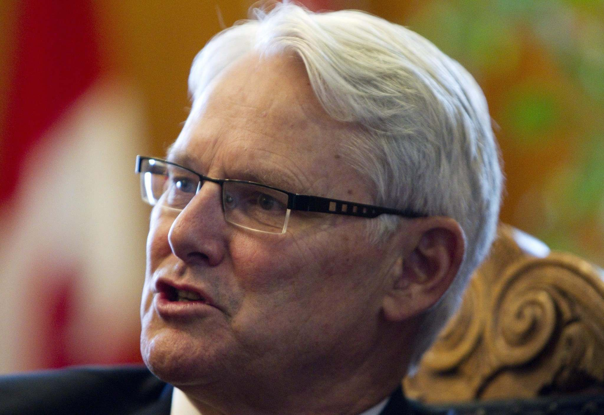 Former B.C. Premier Gordon Campbell faces sexual assault allegations.</p>