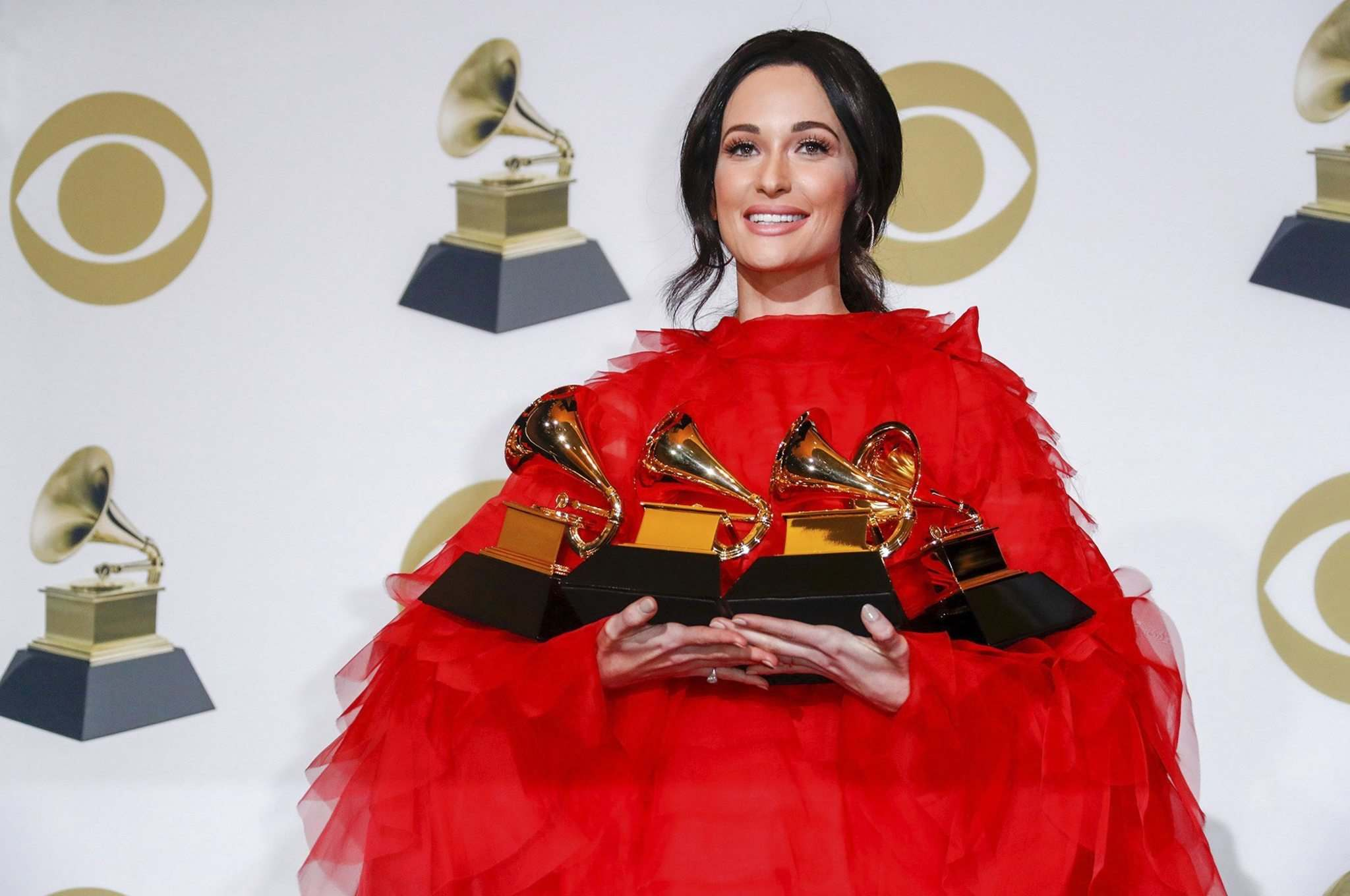 Kacey Musgraves earned four Grammy Awards in February. (Marcus Yam / Tribune Media files)