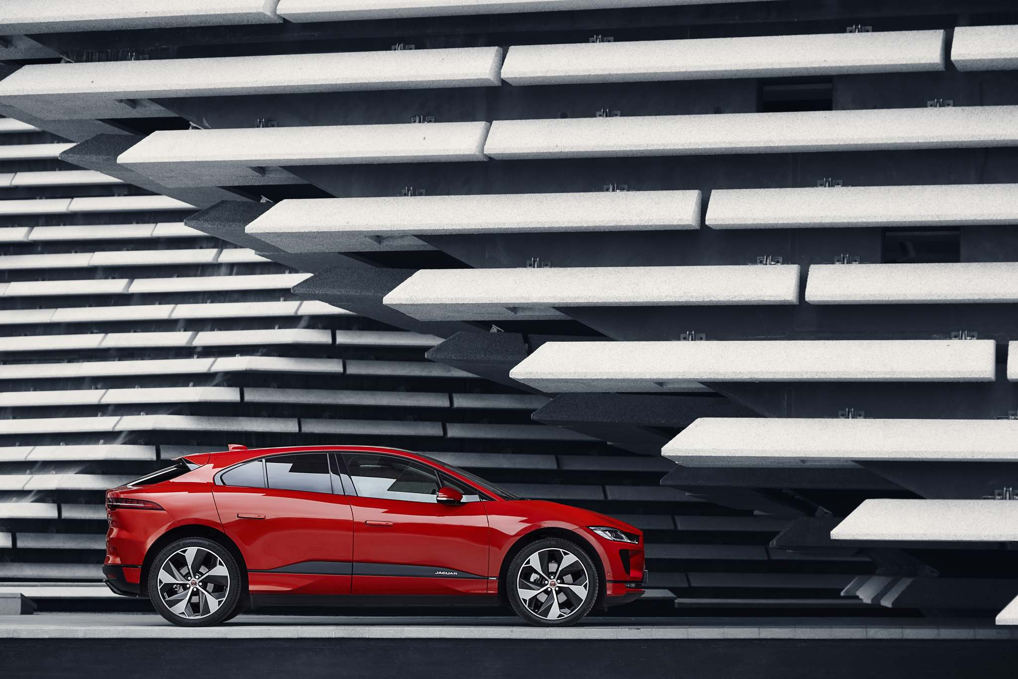 JaguarDerek Ranson, a new sales manager at Jaguar Land Rover Winnipeg, says the 2019 I-Pace shows that Jaguar remains on the cutting edge of technology.