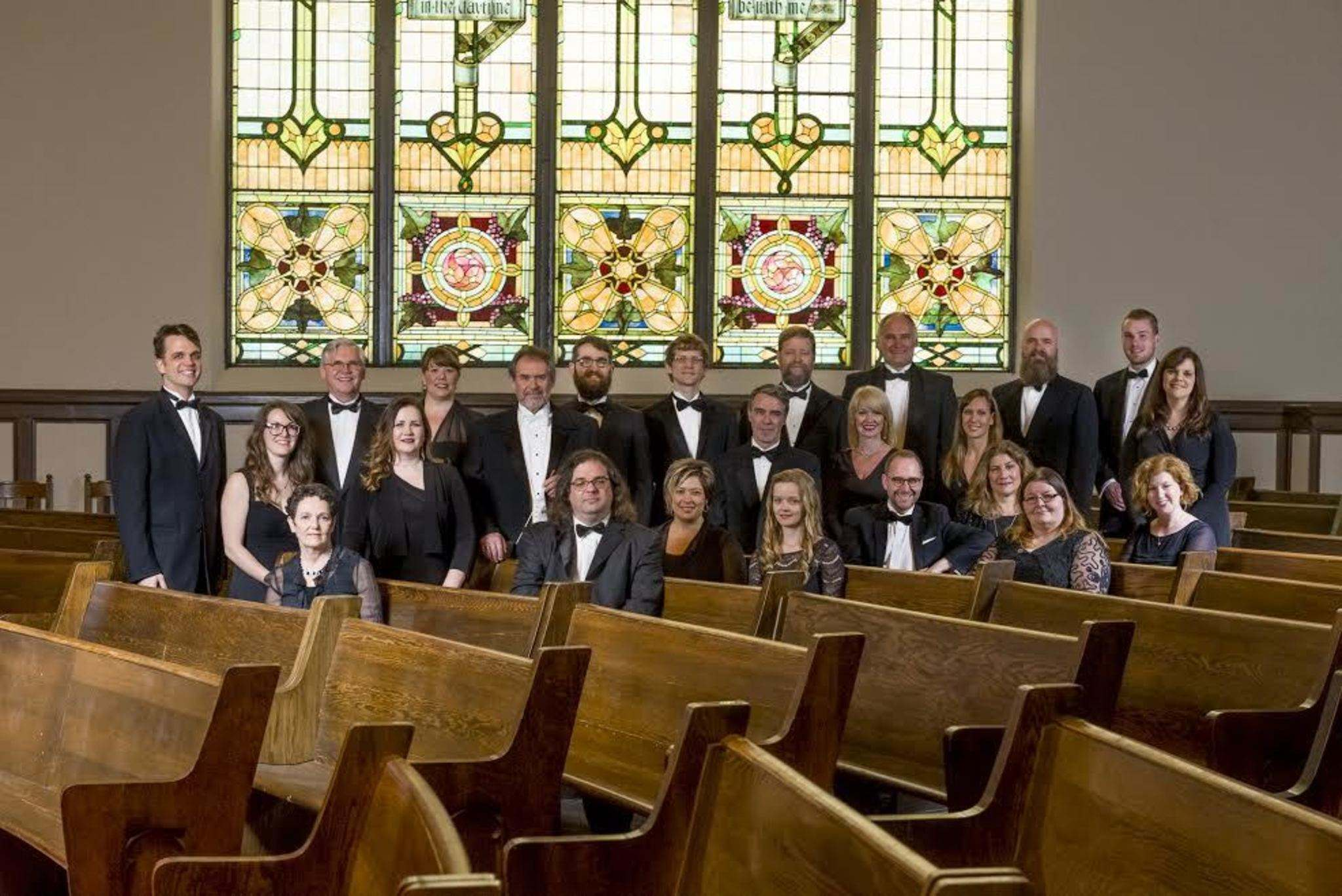 Aaron Sivertson</p><p>The Winnipeg Singers will perform at Young United Church before heading out on a European tour.</p>