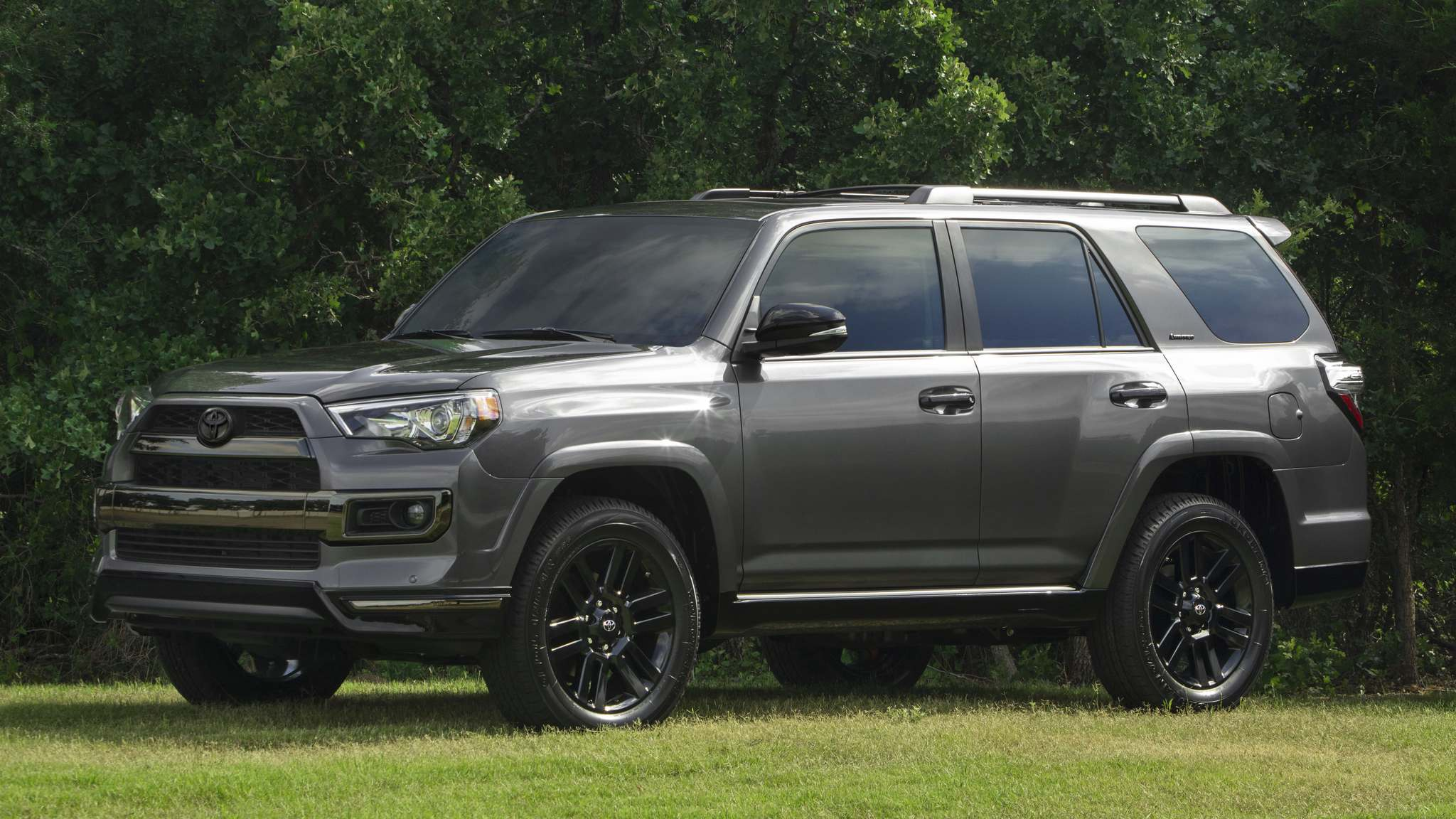 ToyotaWith the 4Runner, Toyota has designed and continually upgraded an extremely reliable SUV that offers a terrific blend of style, utility and capability.