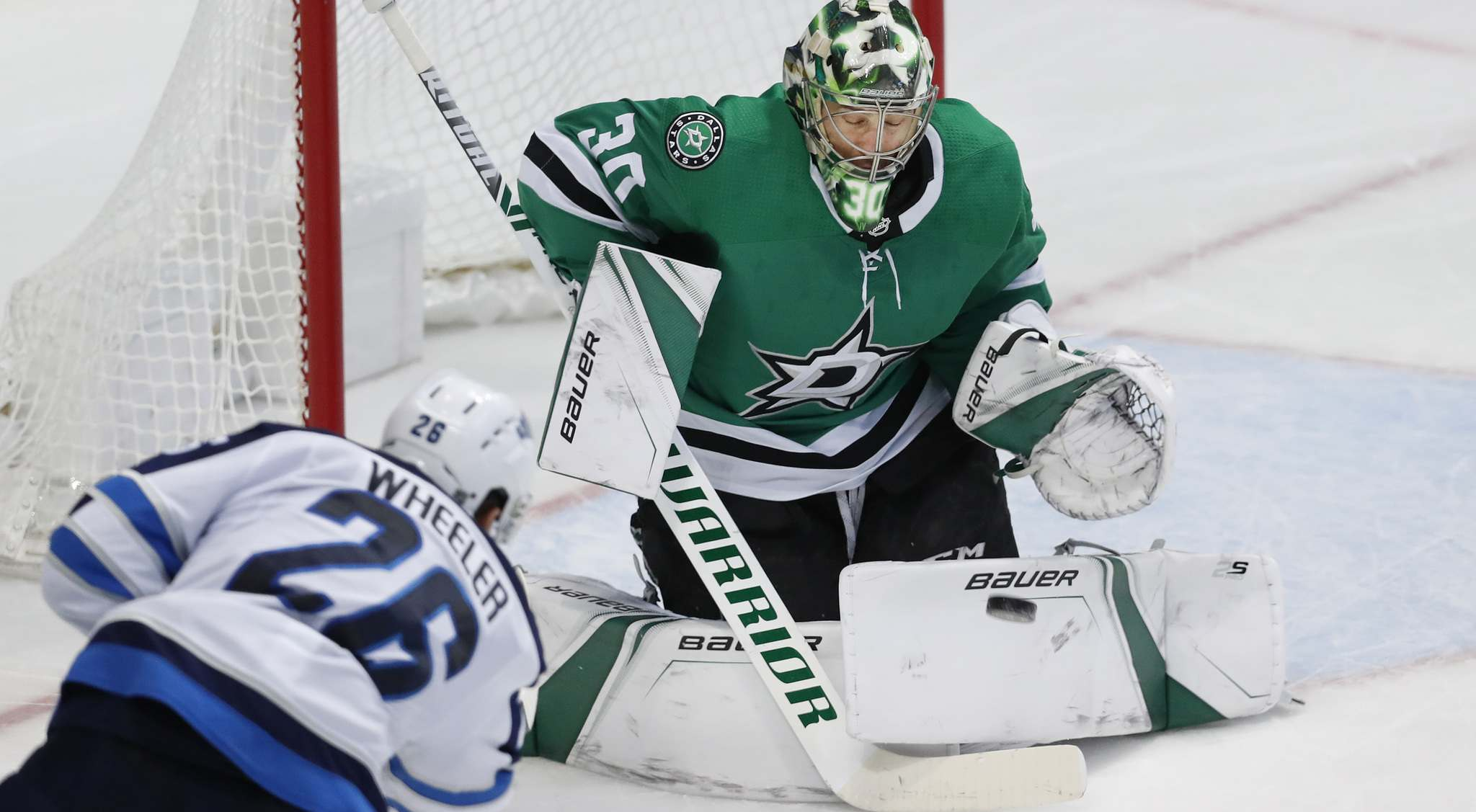 There&#39;s a good chance the Jets could face the Stars in the first round of the playoffs based on today&#39;s standings. On Monday, the teams meet for the final time this season. (LM Otero / The Associated Press files)</p>