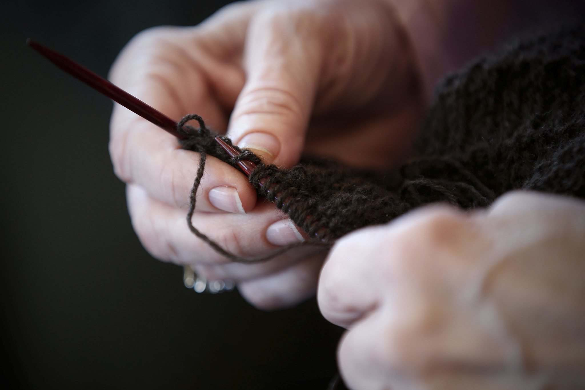Norwood Naughty Knitters isn't just about knitting; it's about creating a community and supporting each other.</p></p>