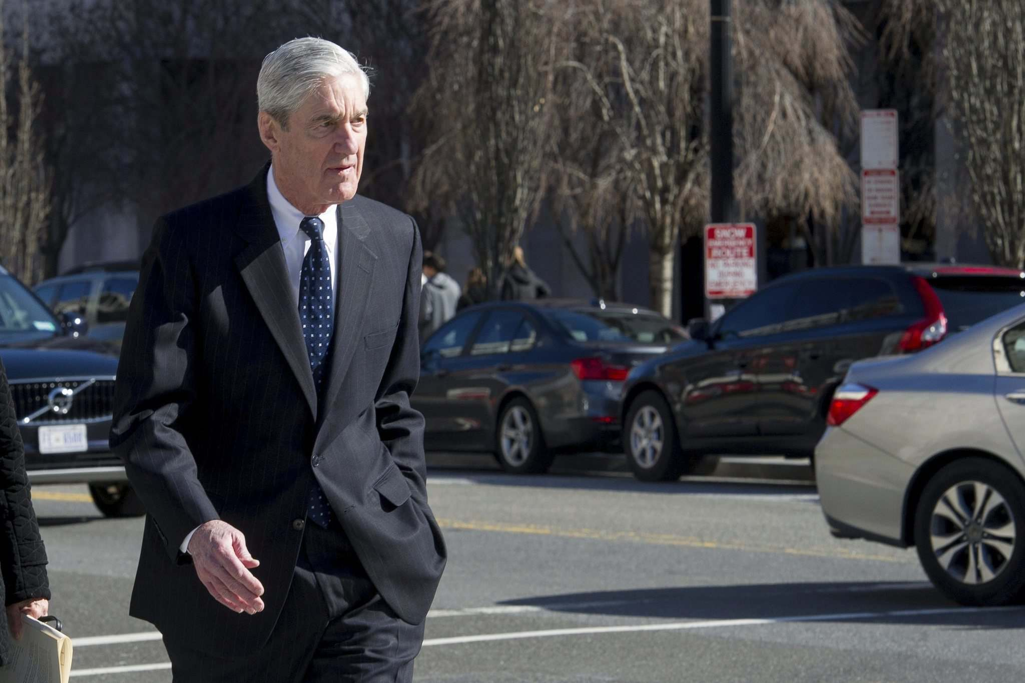 Cliff Owen / The Associated Press files</p><p>Special counsel Robert Mueller </p>