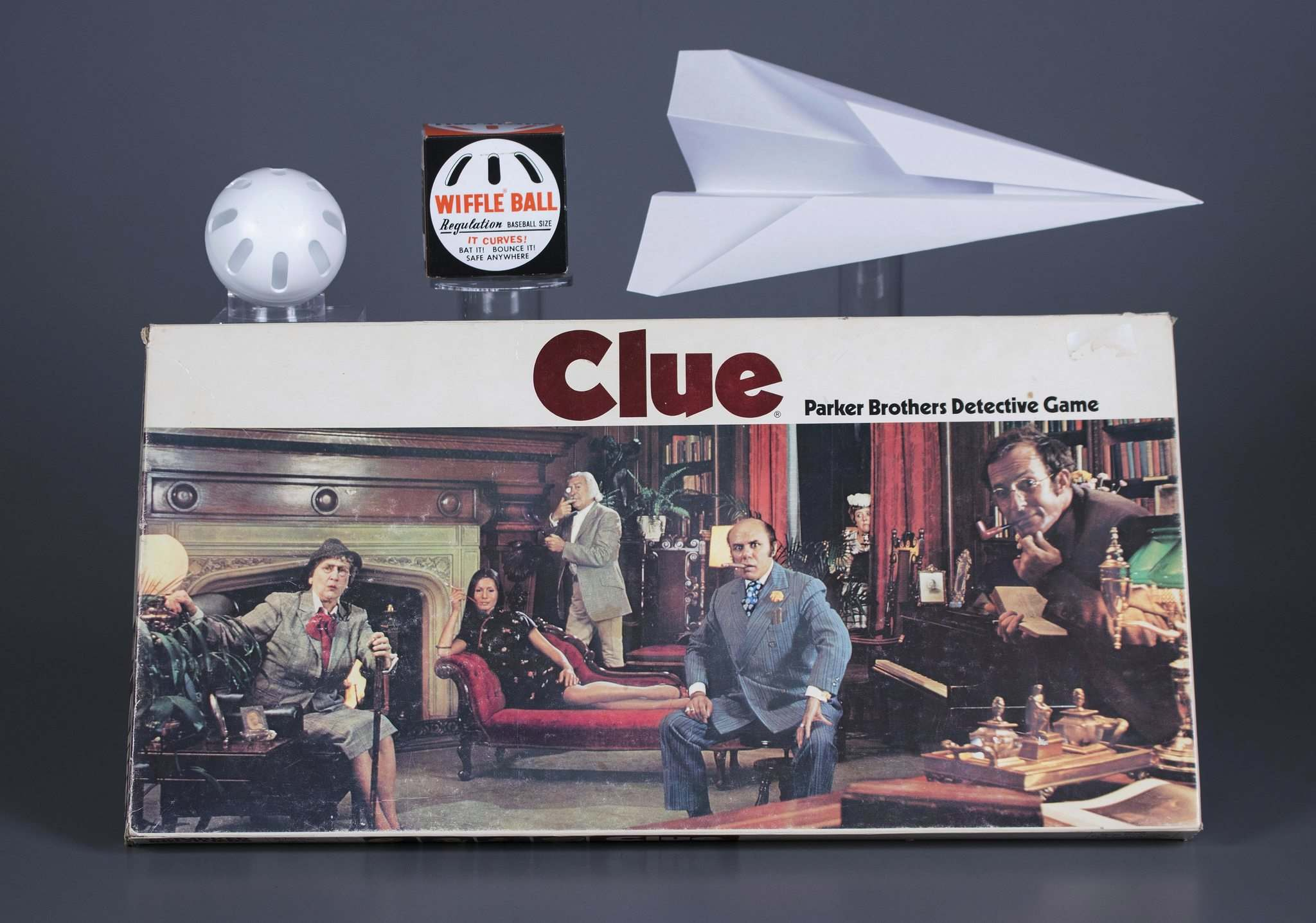 Clue remains one of the favourite games among Across the Board patrons. (Victoria Gray / The Strong) </p>