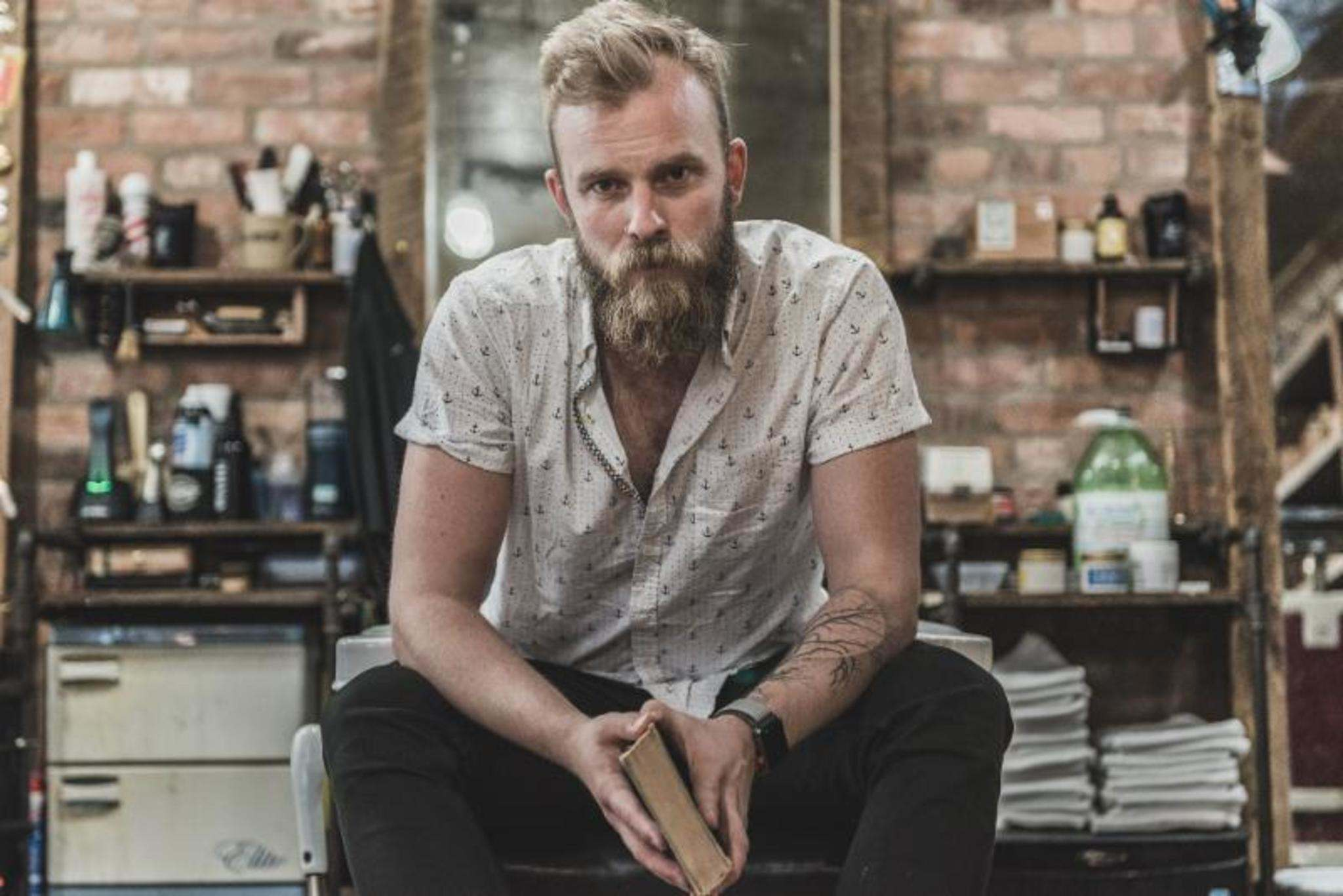 Joey Landreth releases his sophomore album, Hindsight, at the intimate Times Change(d) on Tuesday. (Supplied)