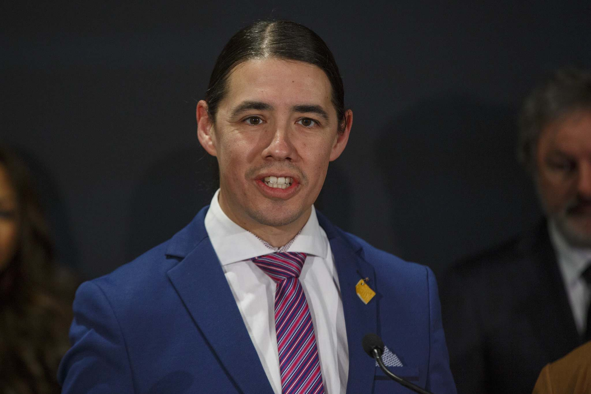 Robert-Falcon Ouellette first ran to become mayor of Winnipeg before moving to federal politics and defeating NDP veteran Pat Martin to become Liberal MP for Winnipeg Centre. (Mike Deal / Winnipeg Free Press files)</p>