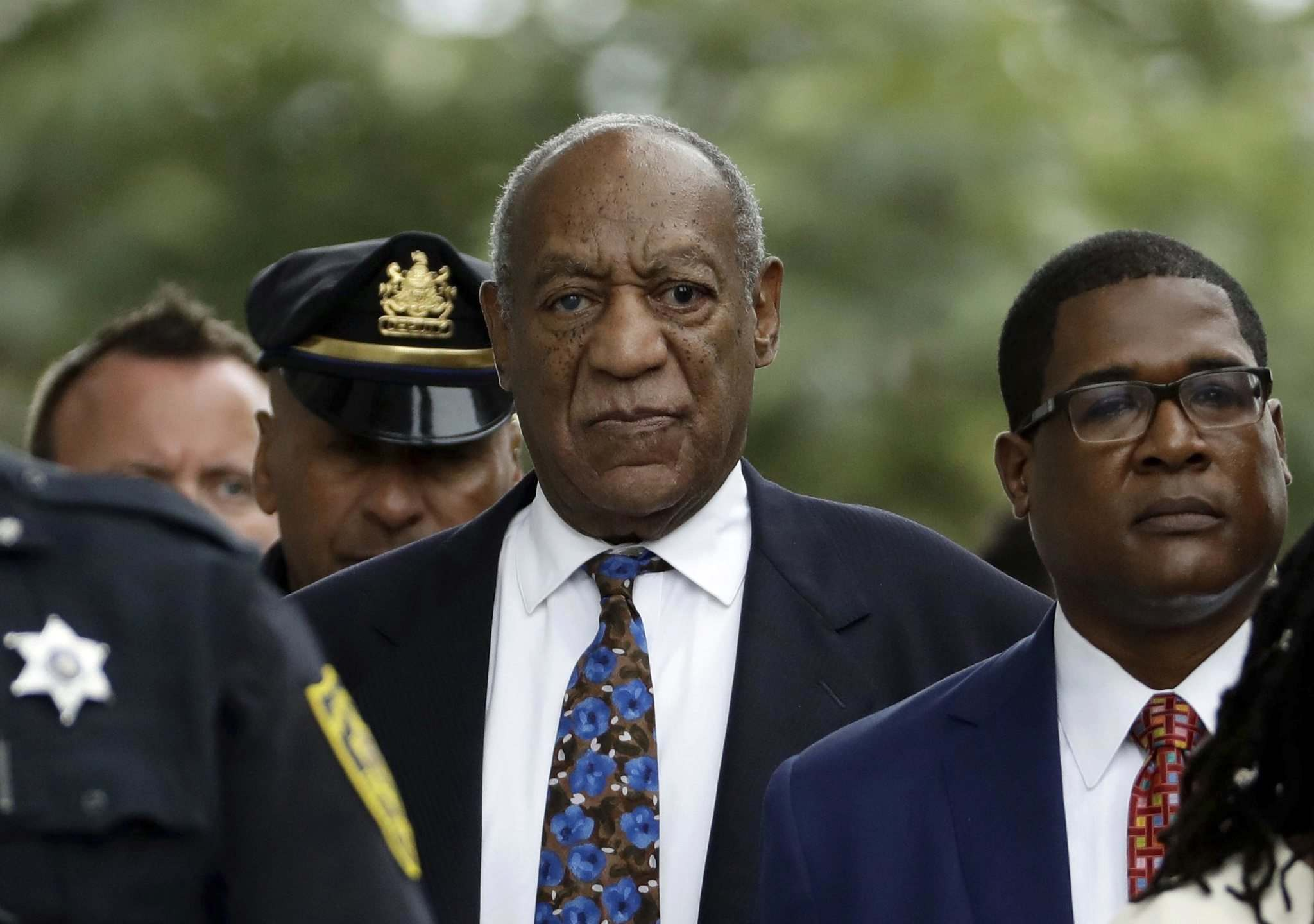Matt Slocum / The Associated Press files</p><p>Bill Cosby leaves a sentencing hearing in Norristown, Pa., in 2018.</p>