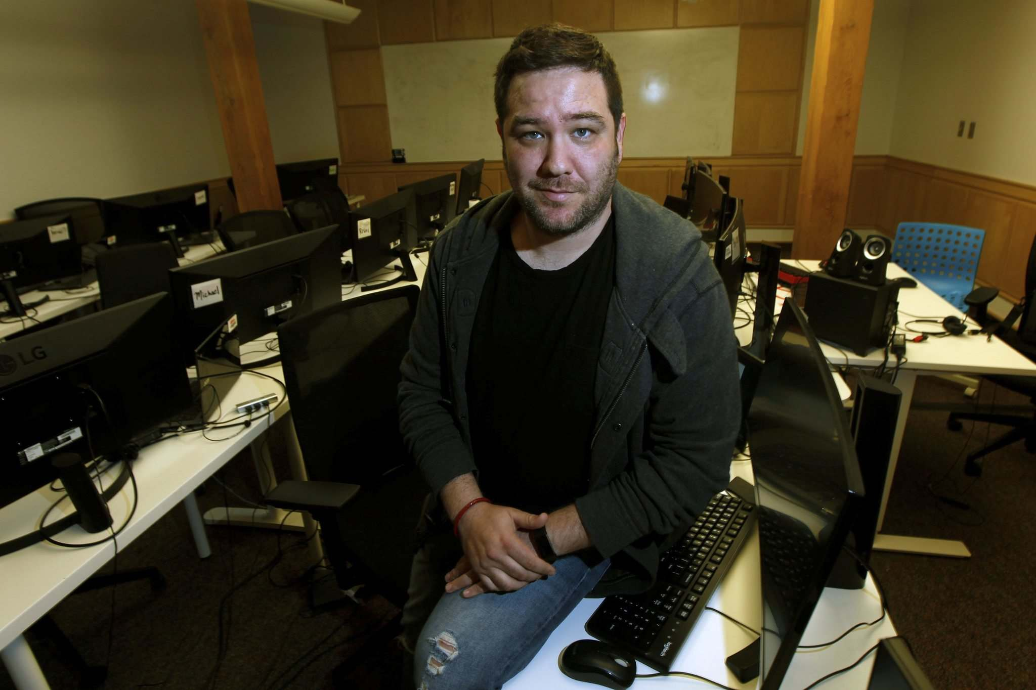 <p>Pablo Listingart and his company, ComIT, which trains underemployed people in the basics of coding and entry-level IT positions - for free. He gets donation from the private sectors and some grants from the public sector to pull it off.</p>