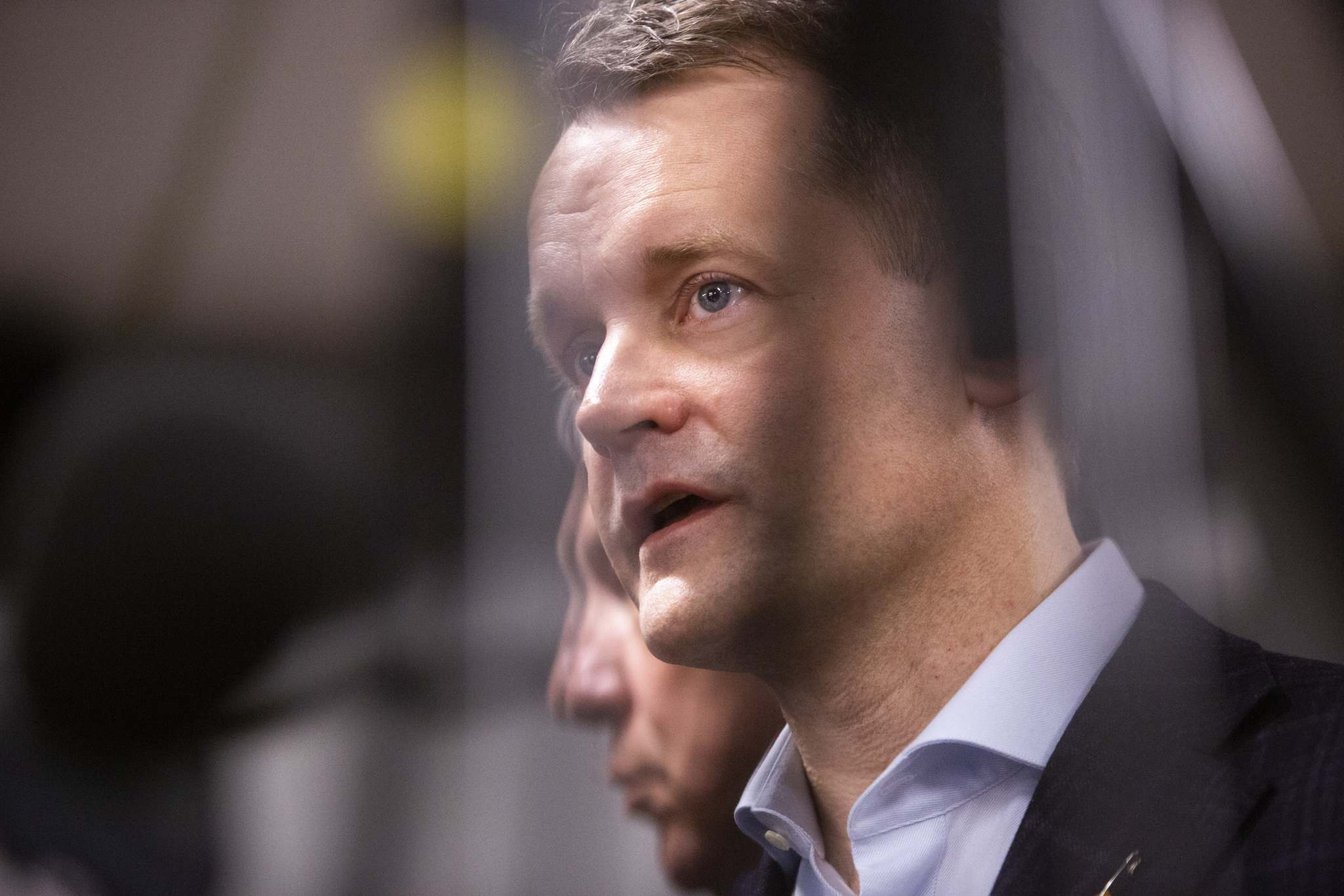 The Liberals are still reeling from the SNC-Lavalin scandal, but Seamus O'Regan says people haven't been asking him about it. (Mikaela MacKenzie / Winnipeg Free Press)</p>