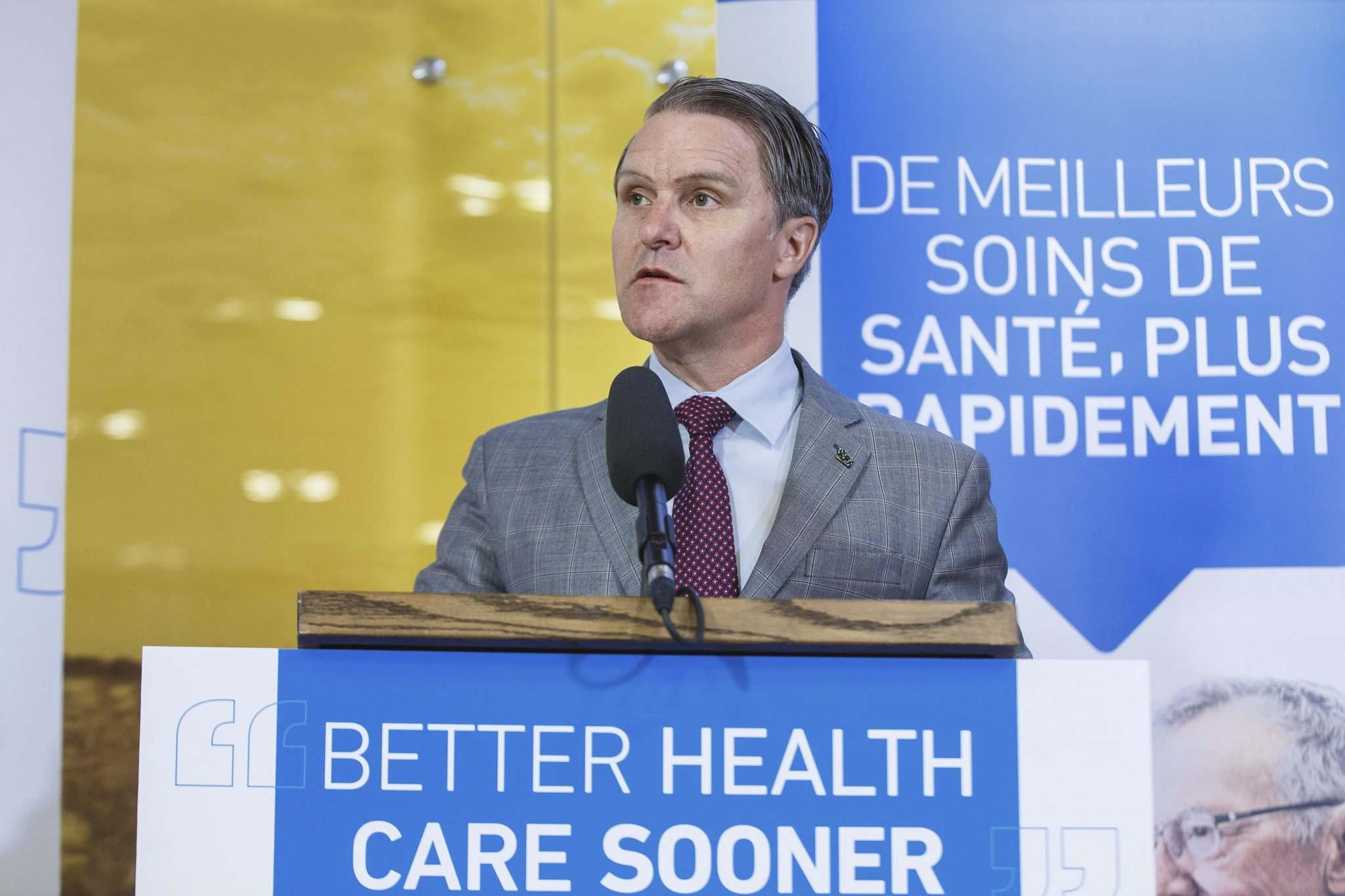 Health Minister Cameron Friesen's sudden decision to reconsider — at least temporarily — the timing of the closure of Concordia Hospital's ER is yet another sign the Pallister government is in election-prep mode. (Mike Deal / Winnipeg Free Press files)
