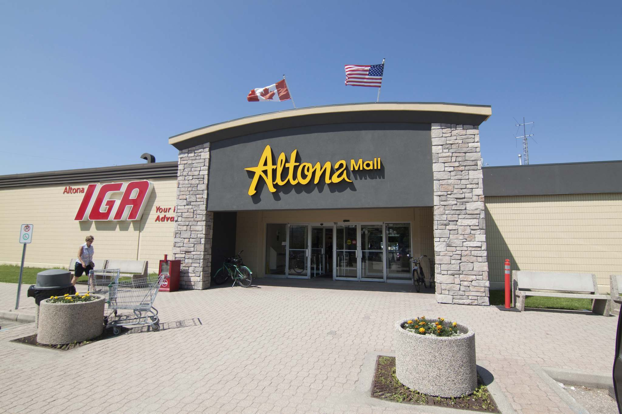 <p>Six years ago Remco Realty Ltd. purchased the half-empty Altona Mall which re-opens this weekend after extensive renovations.</p>