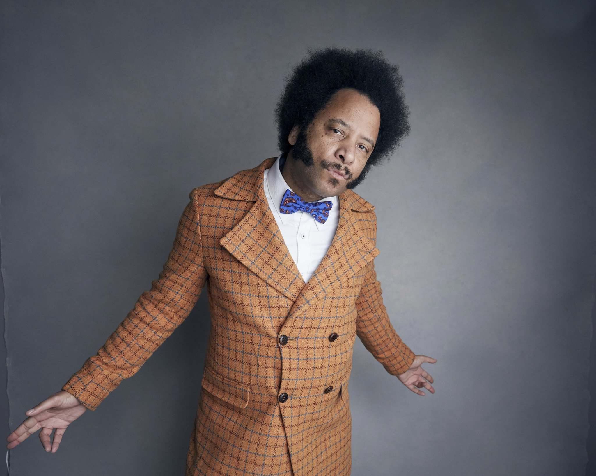Labour the point of writer-director Boots Riley's Winnipeg lecture