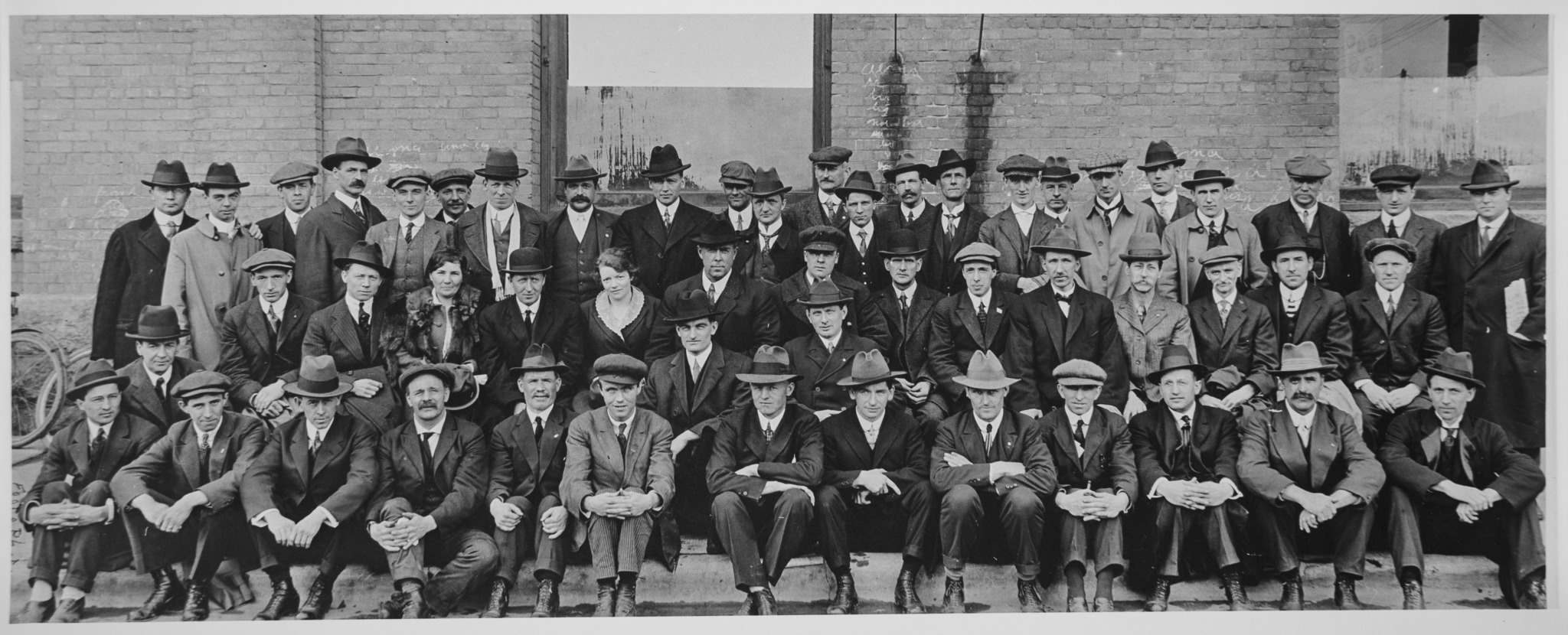 The Winnipeg Strike Committee consisted of representatives from the unions affiliated with the Winnipeg Trades and Labor Council.