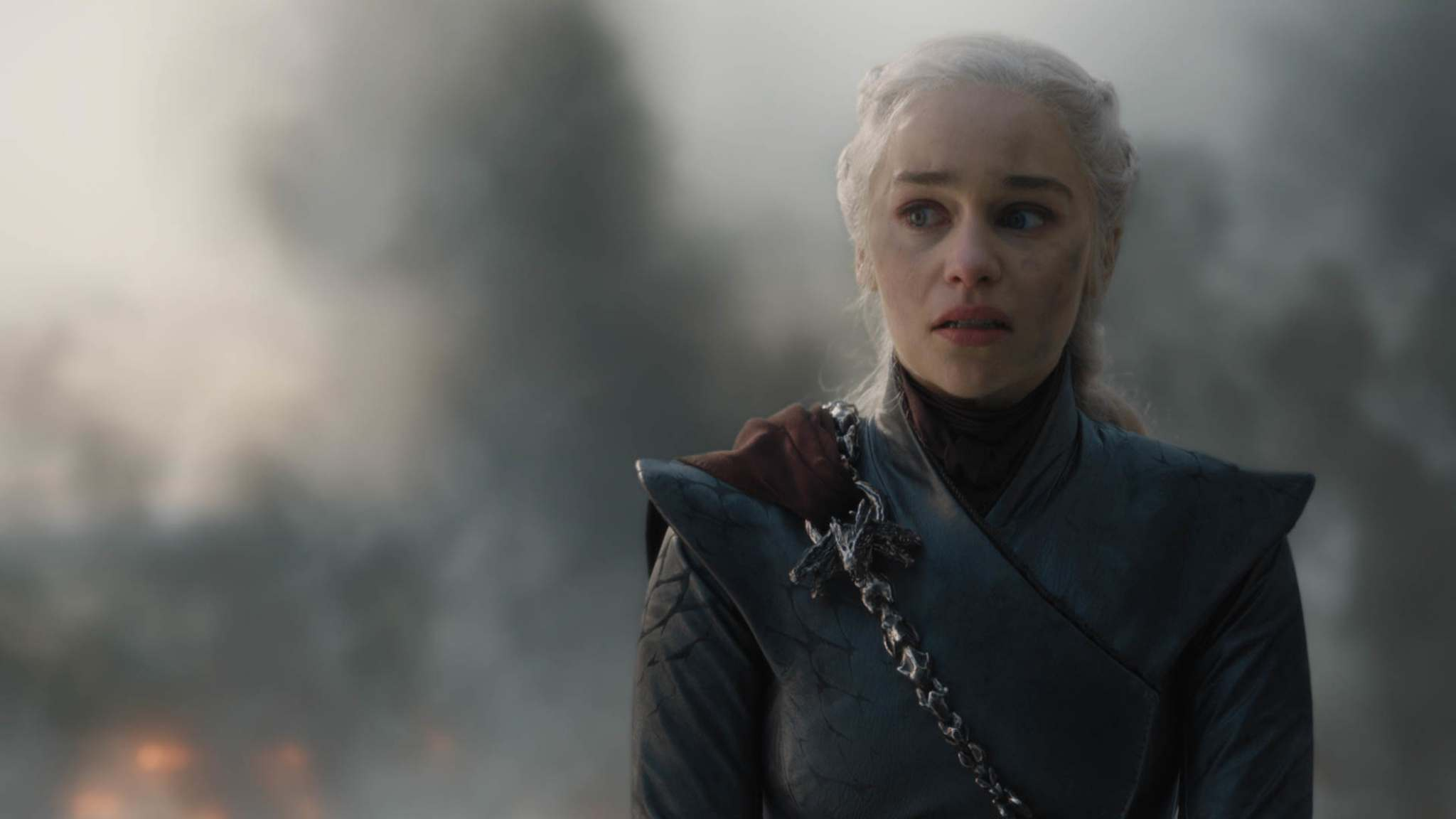 Daenerys (Emilia Clarke) decided to use fear as her weapon. (HBO)