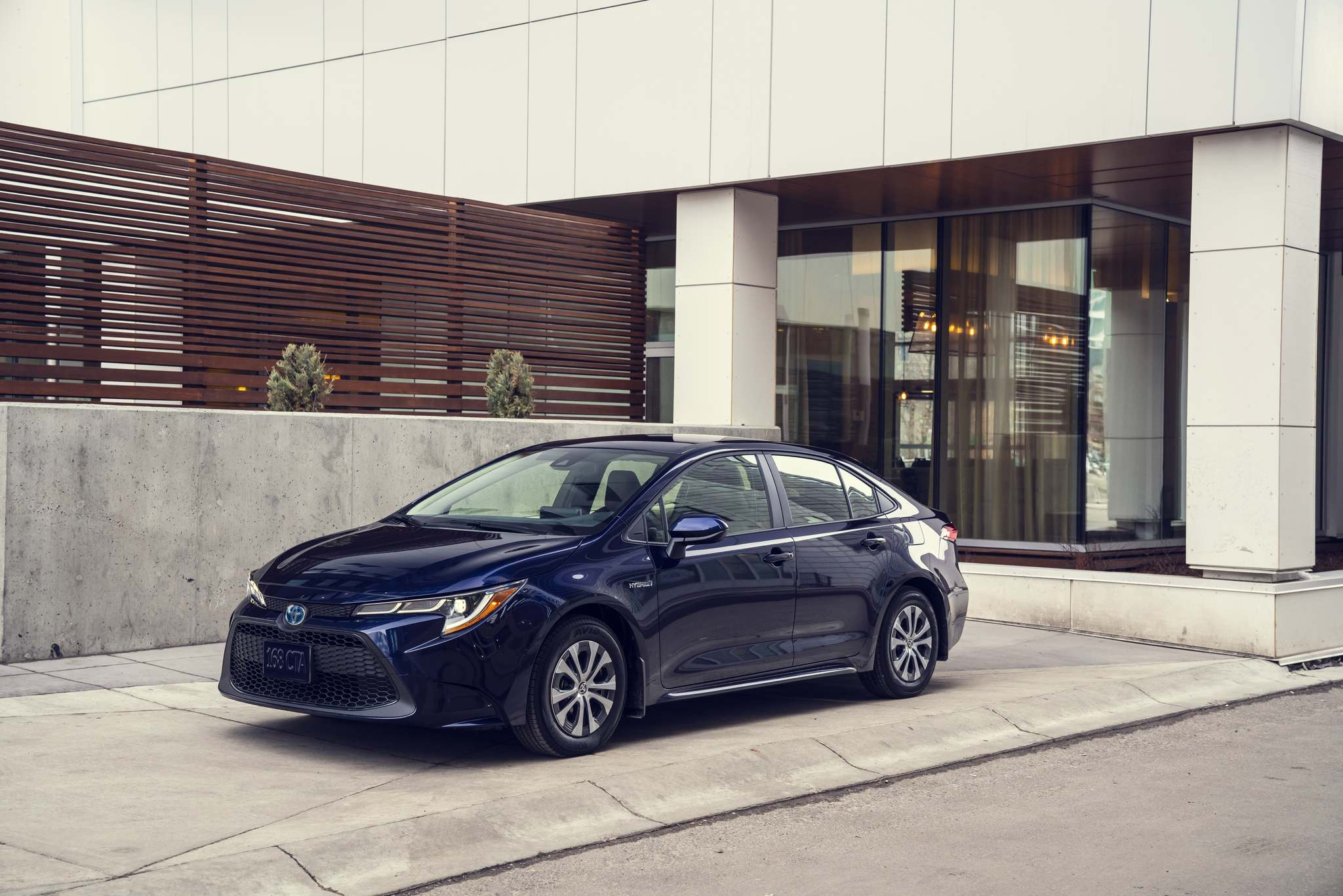 SUPPLIEDThe 2020 Toyota Corolla Hybrid might not deliver a high-performance jolt, but it should provide the reliability and durability that have made the venerable model a popular vehicle for decades.