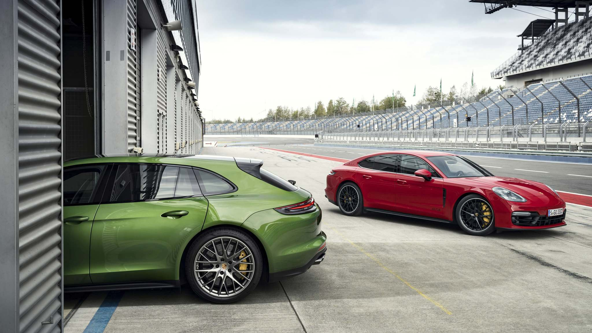 Photos suppliedPorsche Cars Canada spokesman Patrick Saint-Pierre says of the Panamera GTS: 'We think this vehicle is for someone who already appreciates what the brand is about and is looking for a little bit more.'