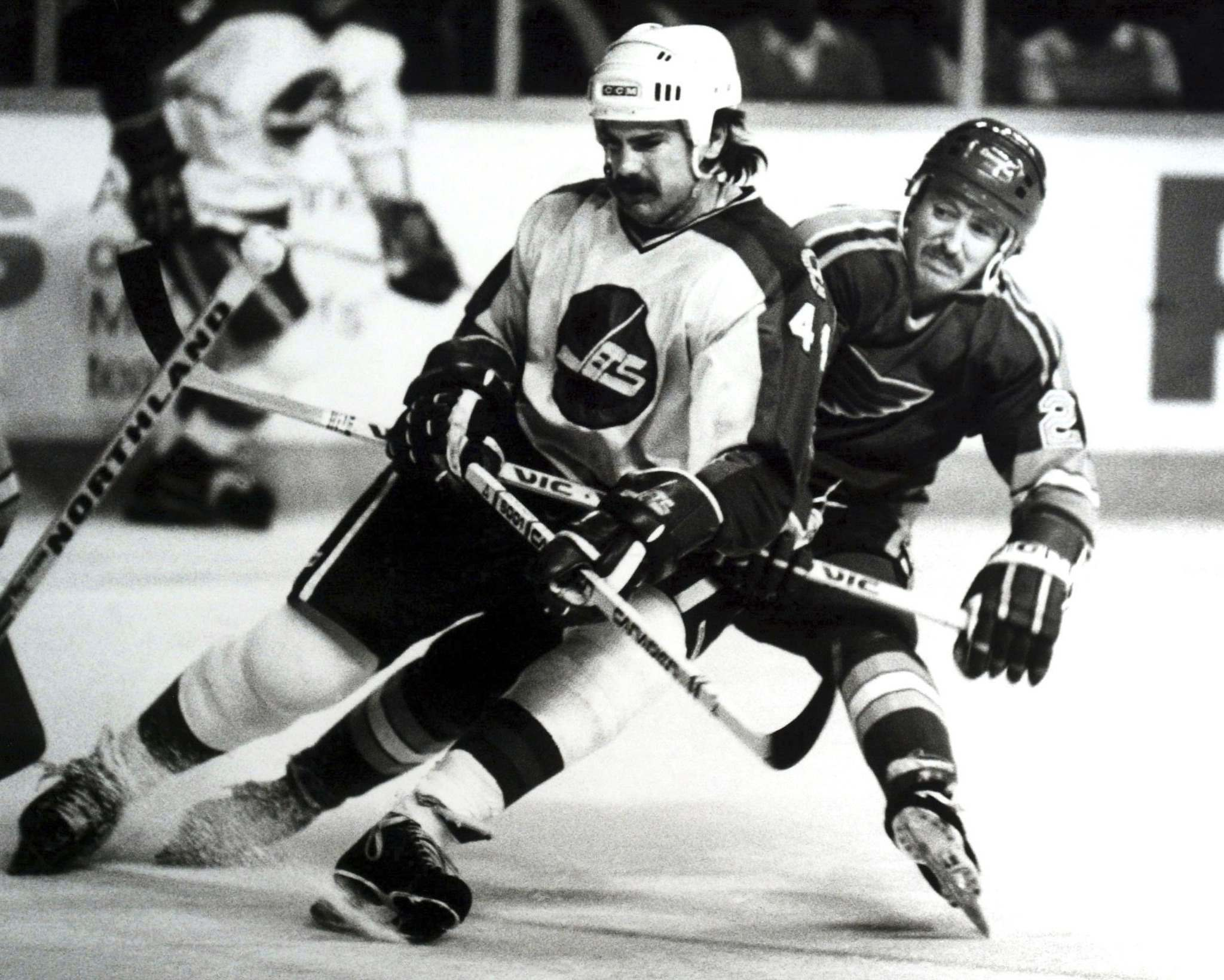 KEN GIGLIOTTI / WINNIPEG FREE PRESS FILES</p><p>Defenceman Dave Babych was the Jets first round draft pick, second overall in 1980 and played five seasons for the Jets.</p>