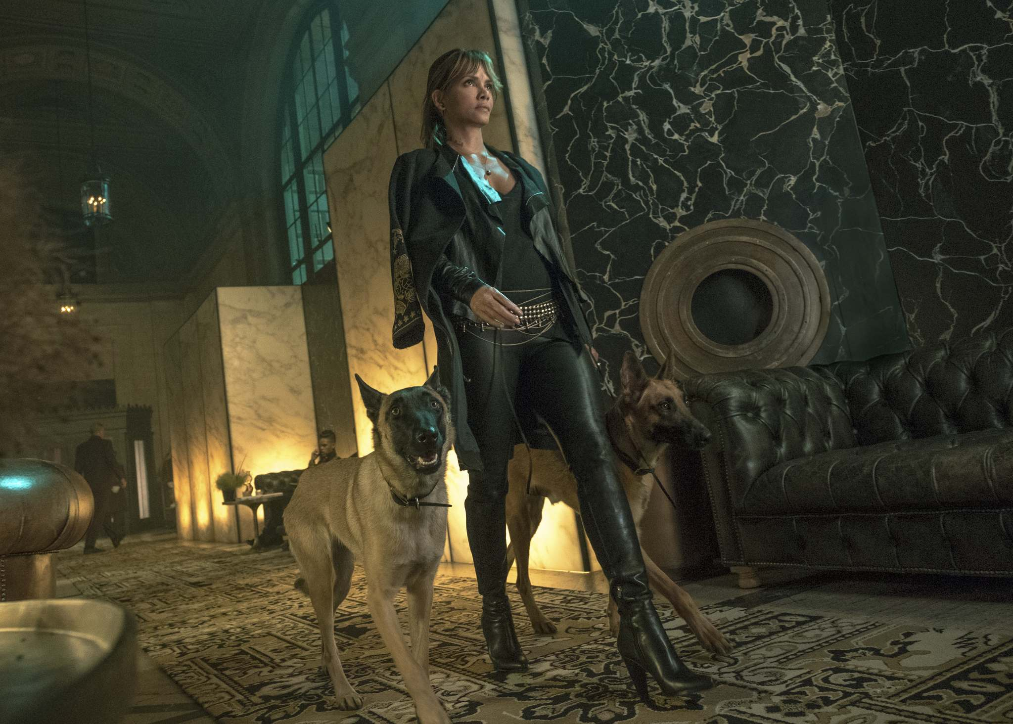 Lionsgate</p><p>Halle Berry portrays Sofia, a mysterious assassin who owes John Wick a debt.</p>