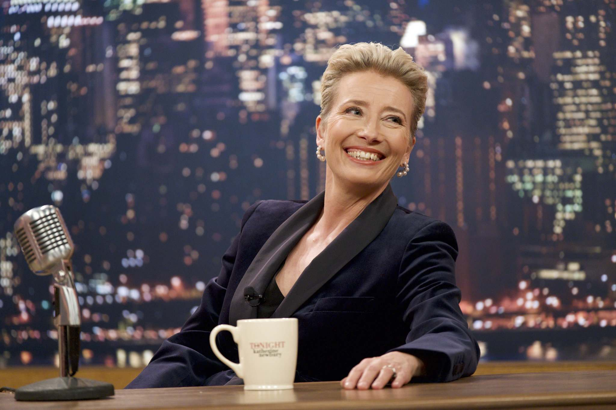 Emily Aragones / Amazon Studios / The Associated Press</p><p>Emma Thompson in a scene from 'Late Night.'</p>