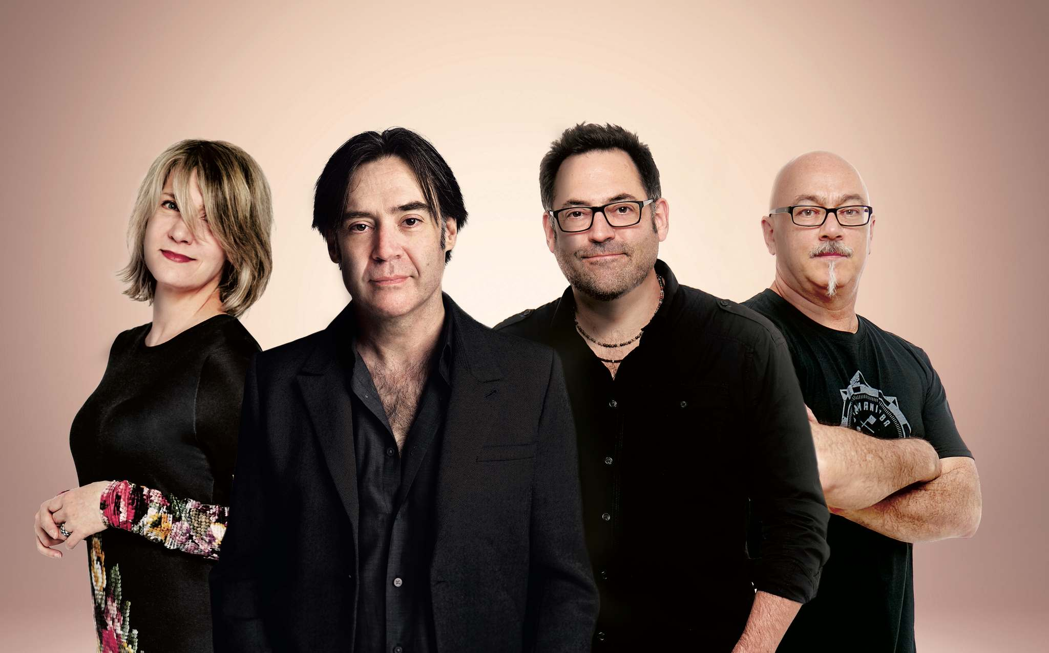 The Crash Test Dummies play the Main Stage on June 22. (Supplied)