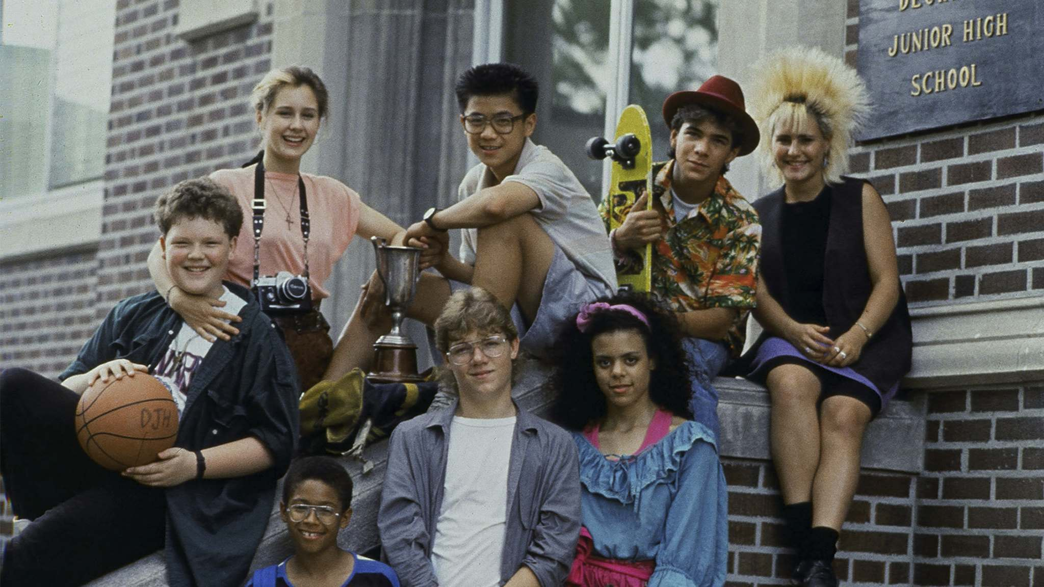 CBC</p><p>The kids who went to Degrassi Junior High were a snapshot of Canadian society.</p>