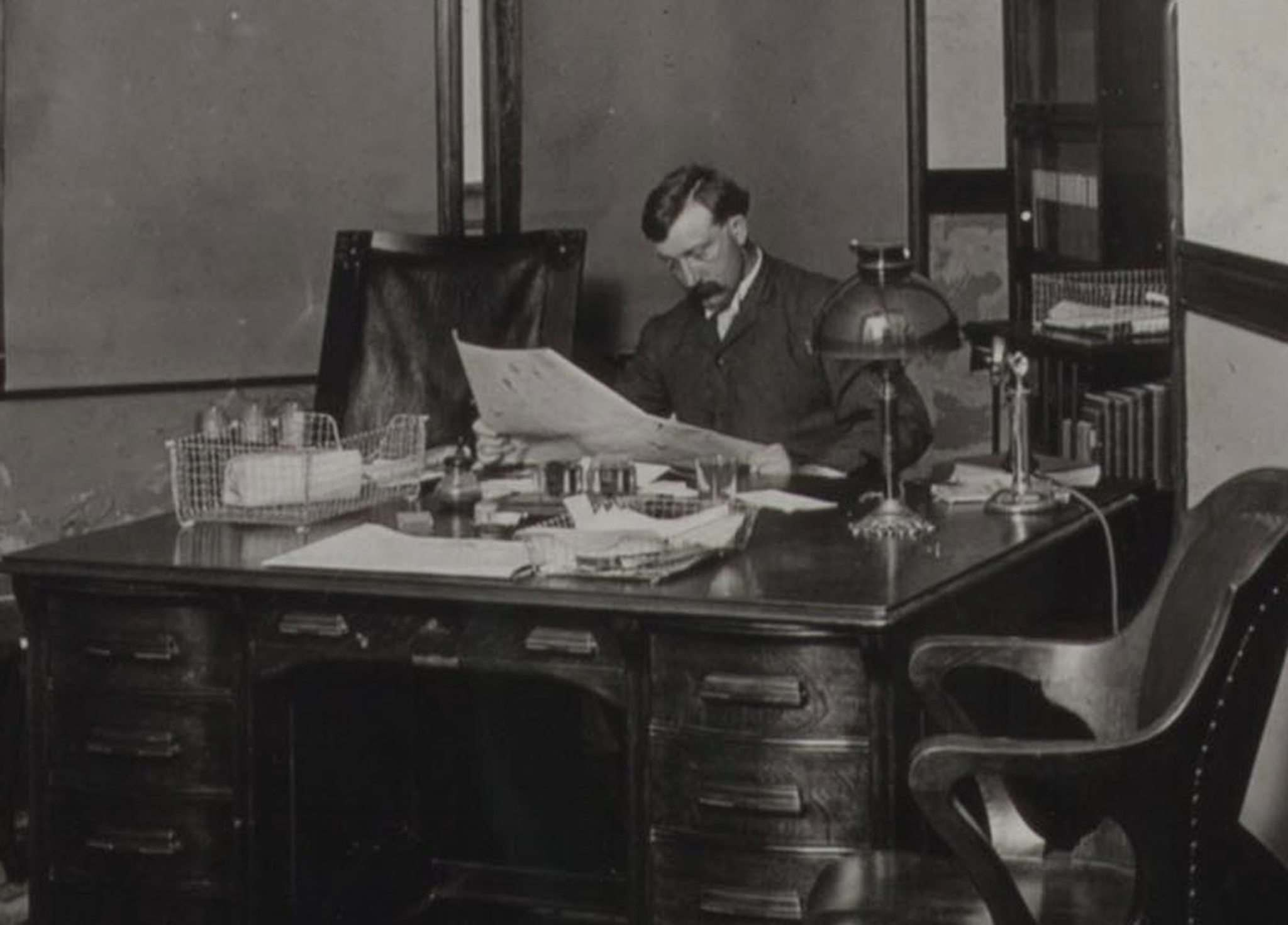 WINNIPEG FREE PRESS ARCHIVES</p><p>Free Press editor John W. Dafoe warned Winnipeggers that the effects of the 1919 general strike would continue to be felt long after the dispute ended.</p>