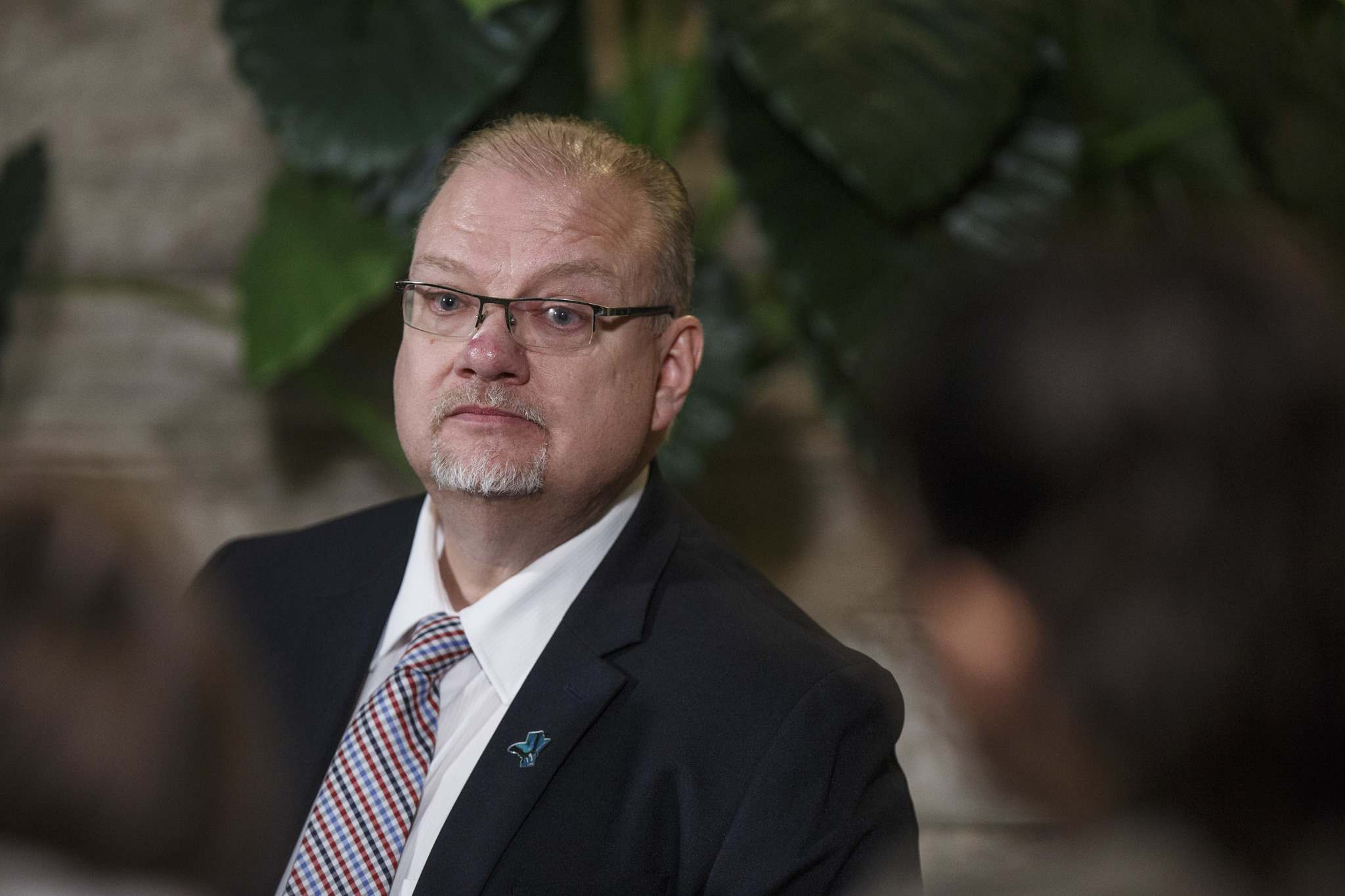 Education Minister Kelvin Goertzen has openly questioned the commitment of the province's teachers to producing better outcomes. (Mike Deal / Free Press files)