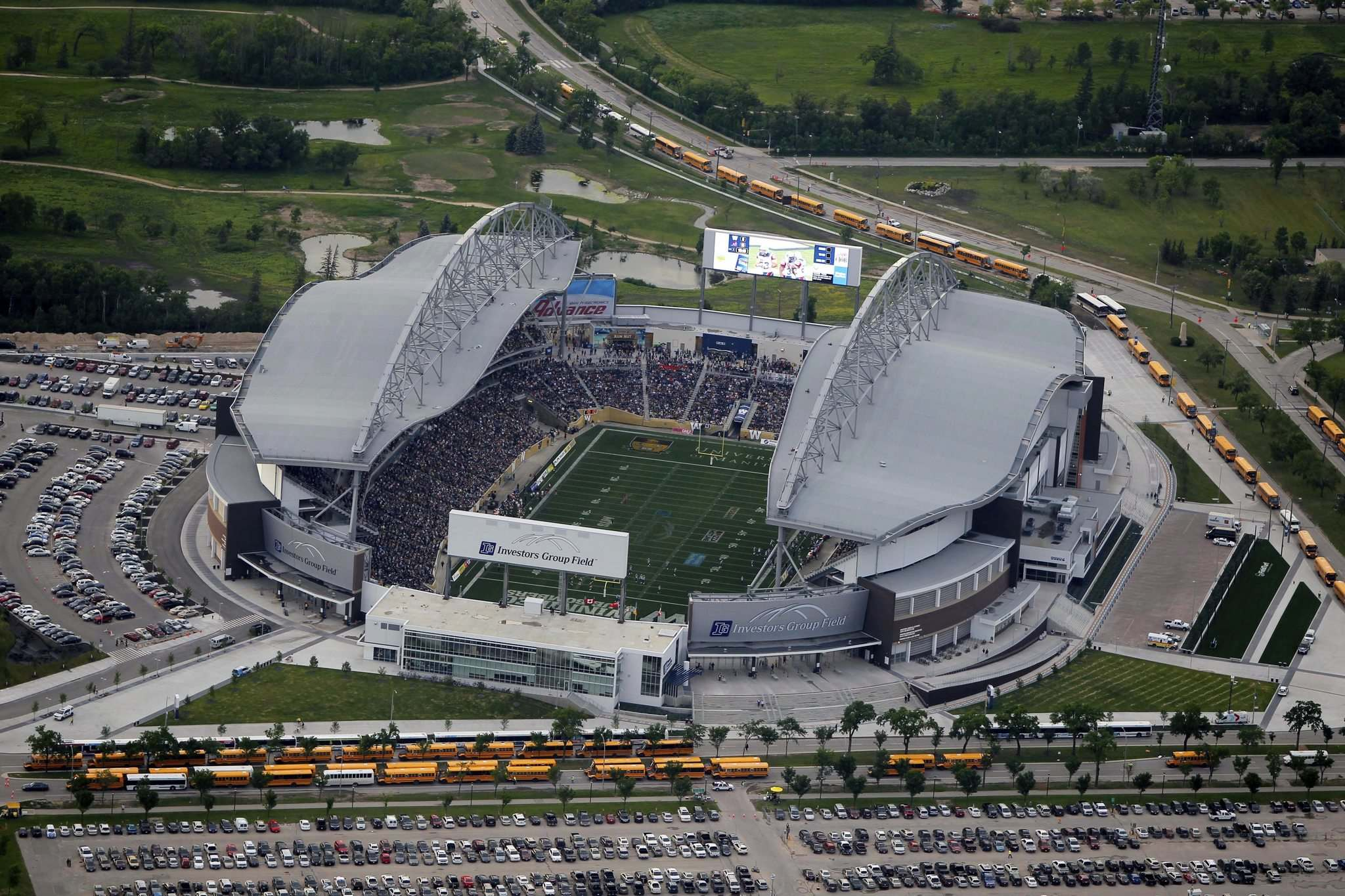 BORIS MINKEVICH / WINNIPEG FREE PRESS FILES</p><p>The Oakland Raiders will take on the Green Bay Packers in an exhibition game at IG Field on Aug. 22.</p>