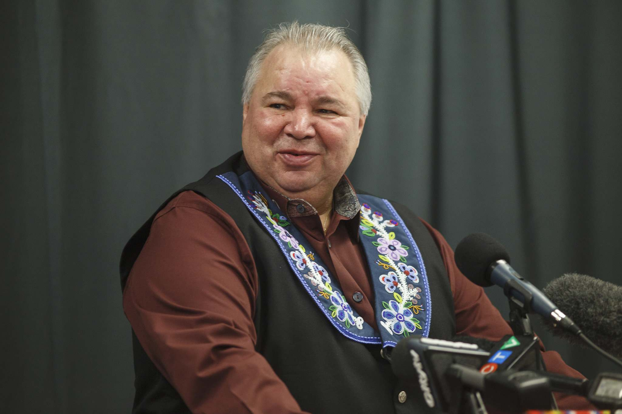 MIKE DEAL / WINNIPEG FREE PRESS FILES</p><p>Manitoba Metis Federation president David Chartrand says the Métis National Heritage Centre will cost $6 million and will open in 2020.</p>