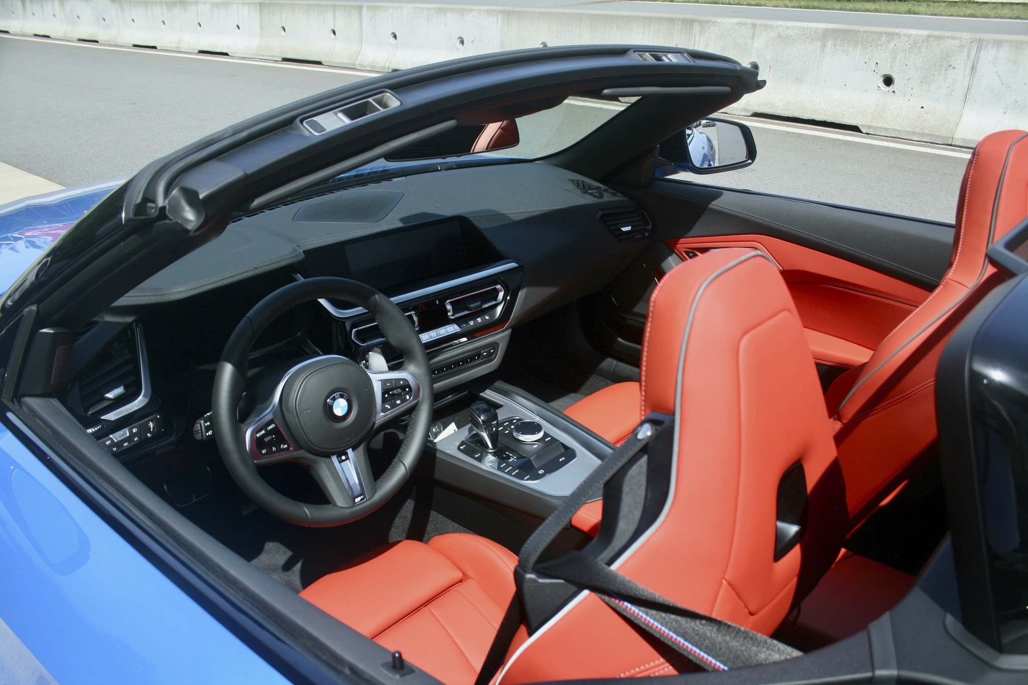 Kelly Taylor / Winnipeg Free PressThe BMW Z4 is available in two varieties, the Z4 30i and a more powerful Z4 M40i.