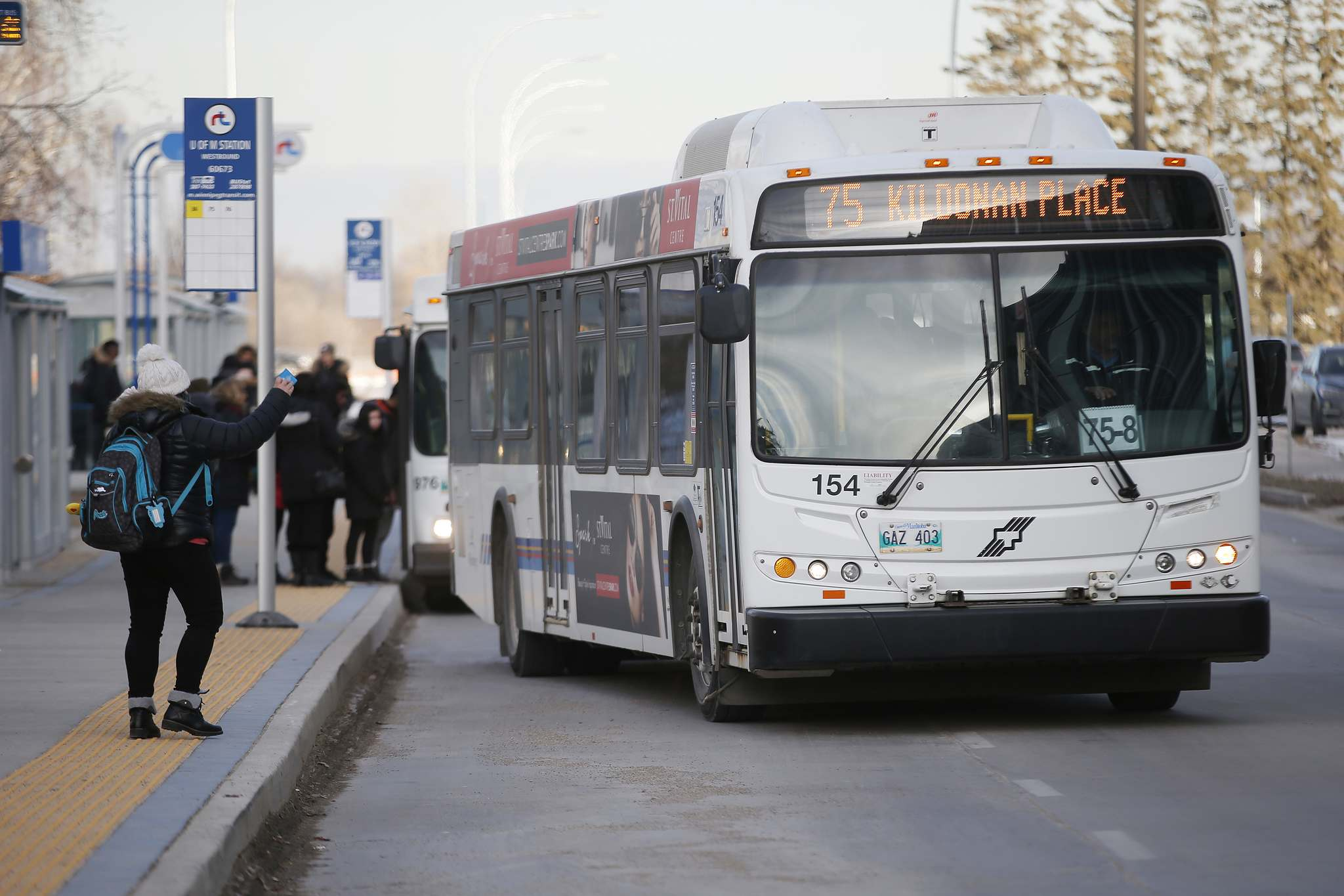 JOHN WOODS / WINNIPEG FREE PRESS FILES</p><p>After seven months of contract negotiations, city hall and the transit workers union appear to be at a stalemate.</p>