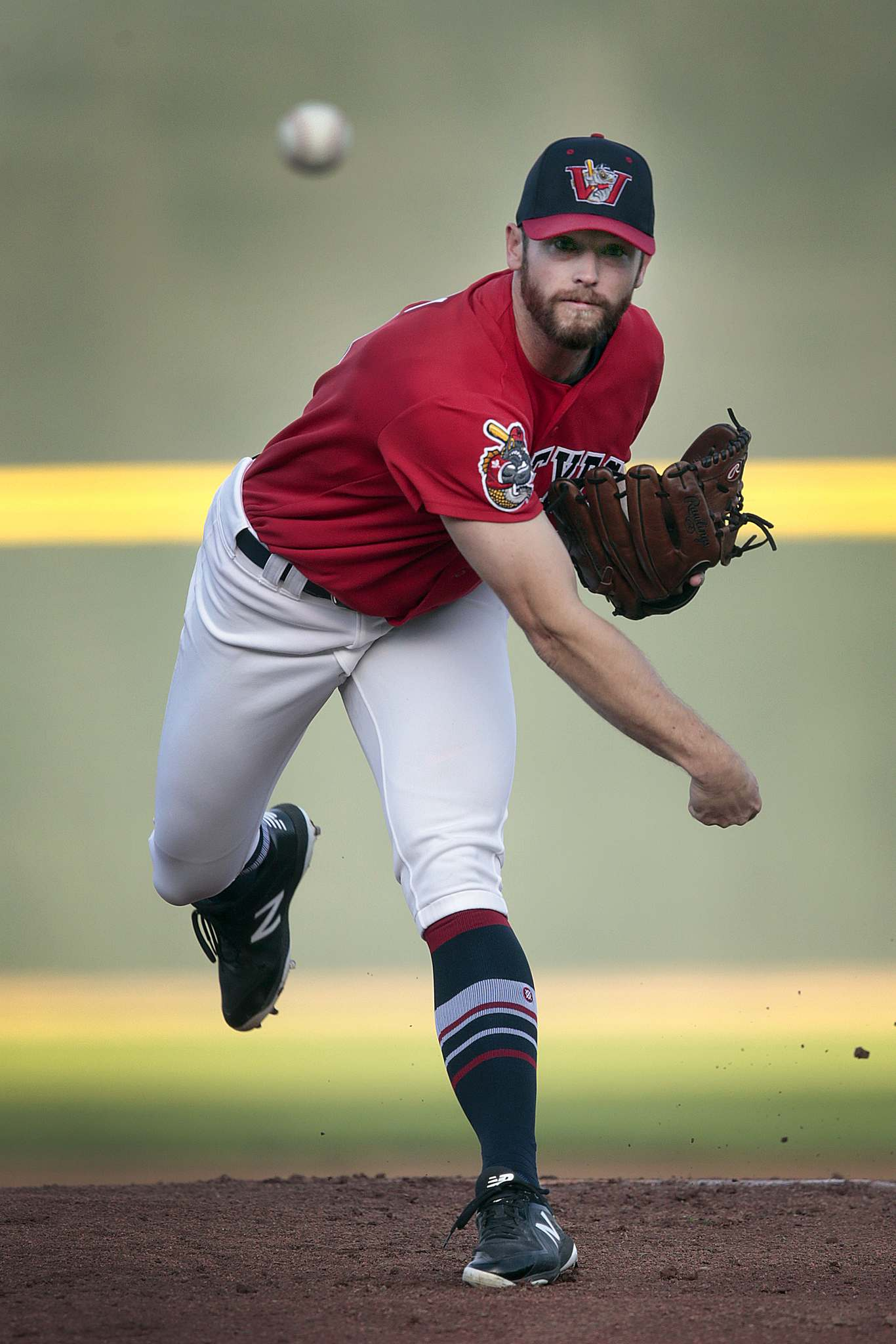 PHIL HOSSACK / WINNIPEG FREE PRESS</p><p>Winnipeg Goldeye's pitcher Kevin Hilton and his teammates take on the Sioux Falls Canaries this weekend.</p>