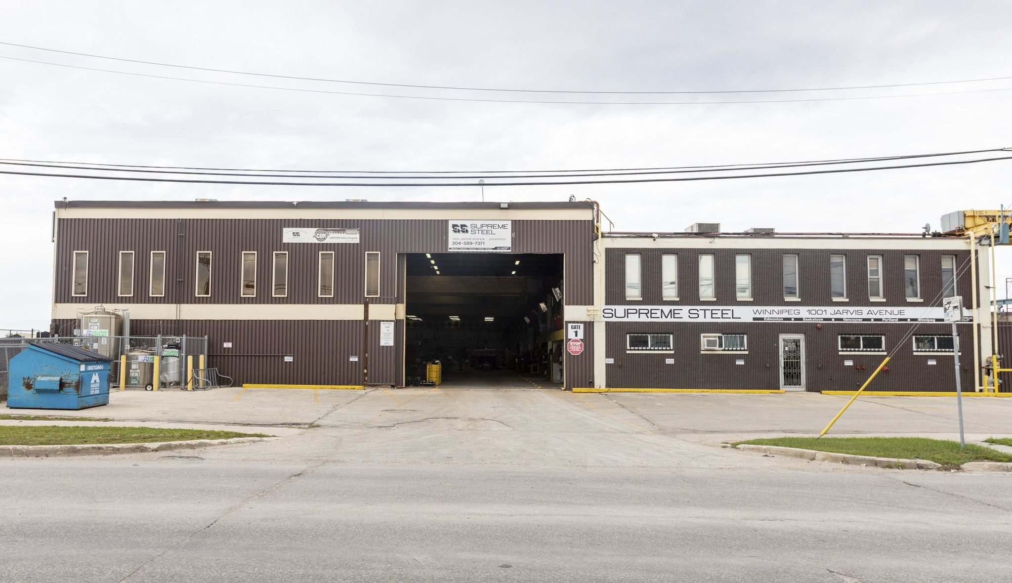 SASHA SEFTER / WINNIPEG FREE PRESS</p><p>Supreme Steel Winnipeg closes next month after 50 years in business and leaves 50 employees with uncertain futures. Kevin Guile, Supreme Group of Companies president, says the company will do all it can to help the workers.</p></p>