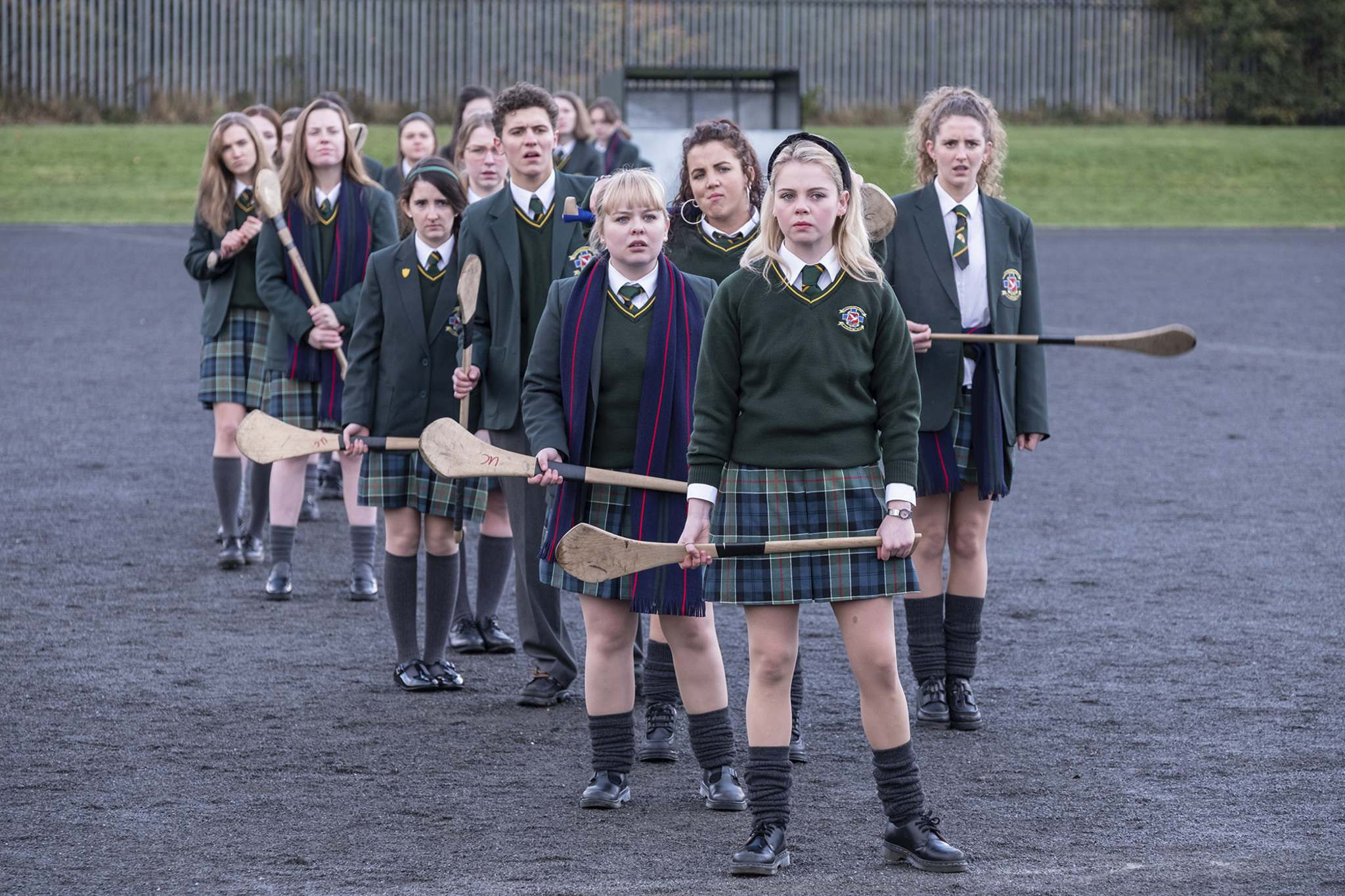 What makes Derry Girls a must-see is the strength of both the whipsmart writing and uniformly excellent cast. (Netflix)