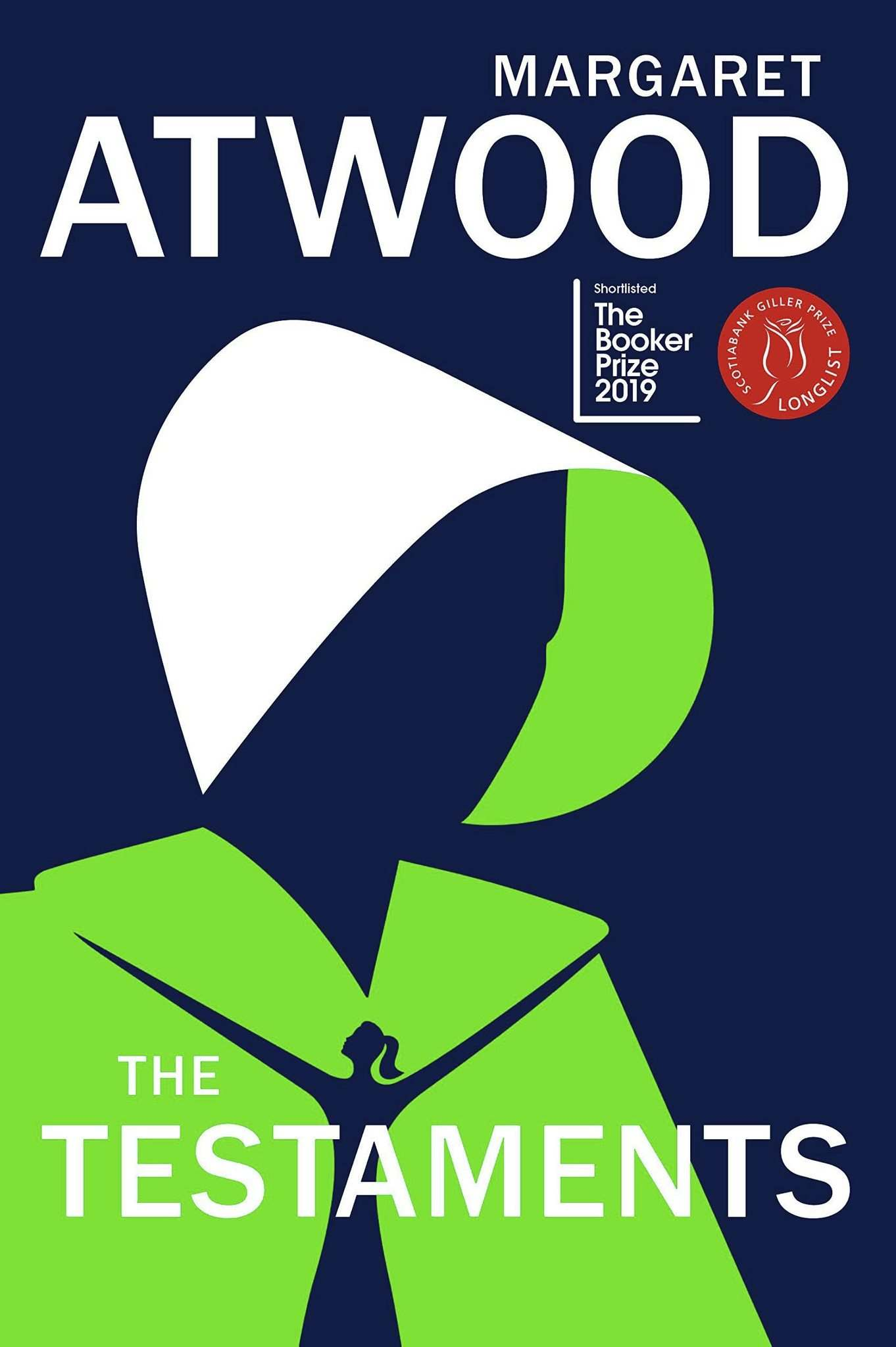 Atwood's dystopic, timely sequel to The Handmaid's Tale both satisfying and unexpected